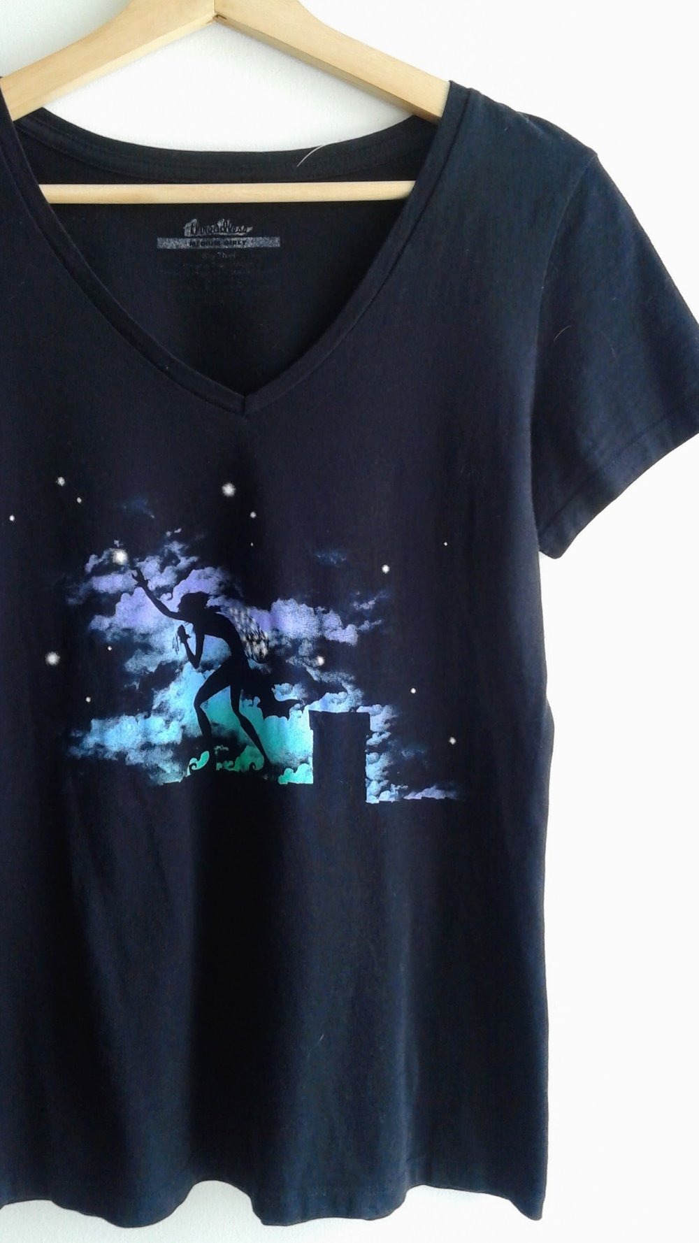 Threadless shirt; Size M, $18