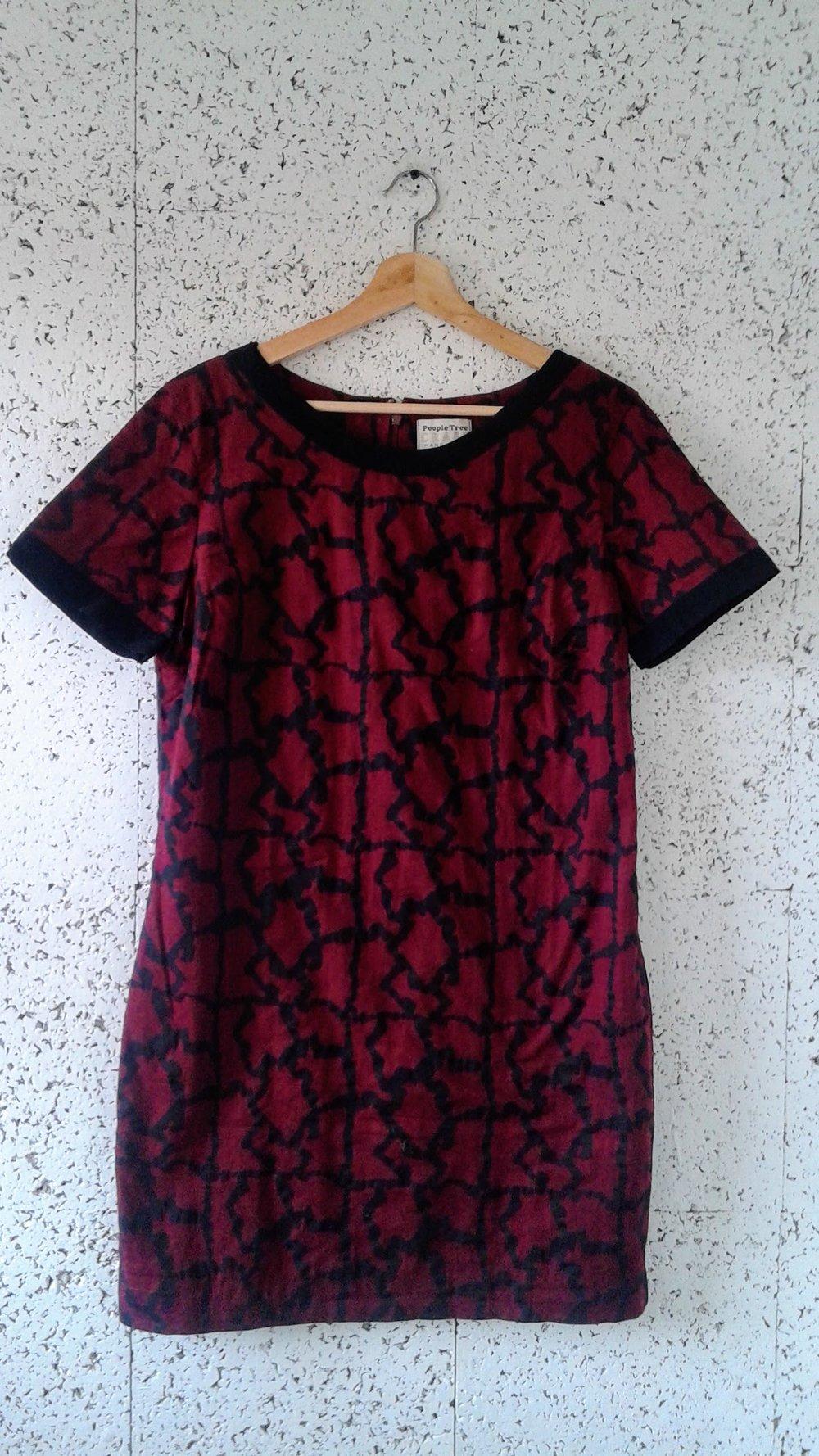 People Tree dress; Size L, $36