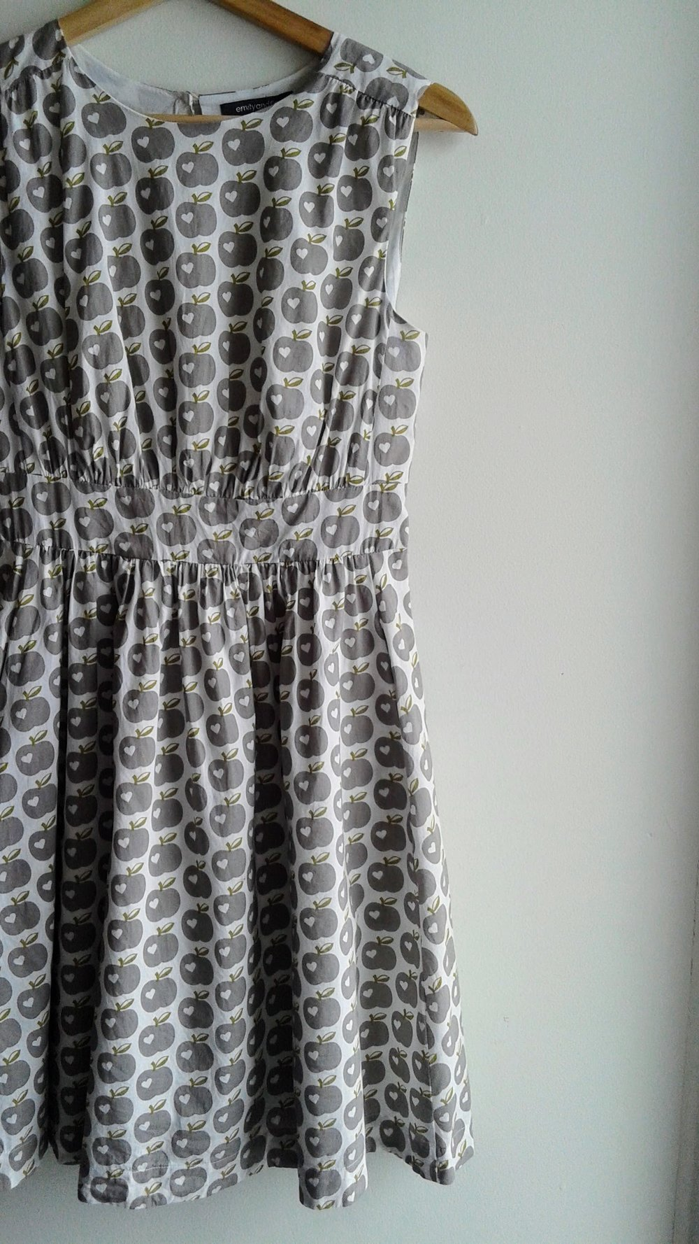 Emily and Fin dress; Size S, $30