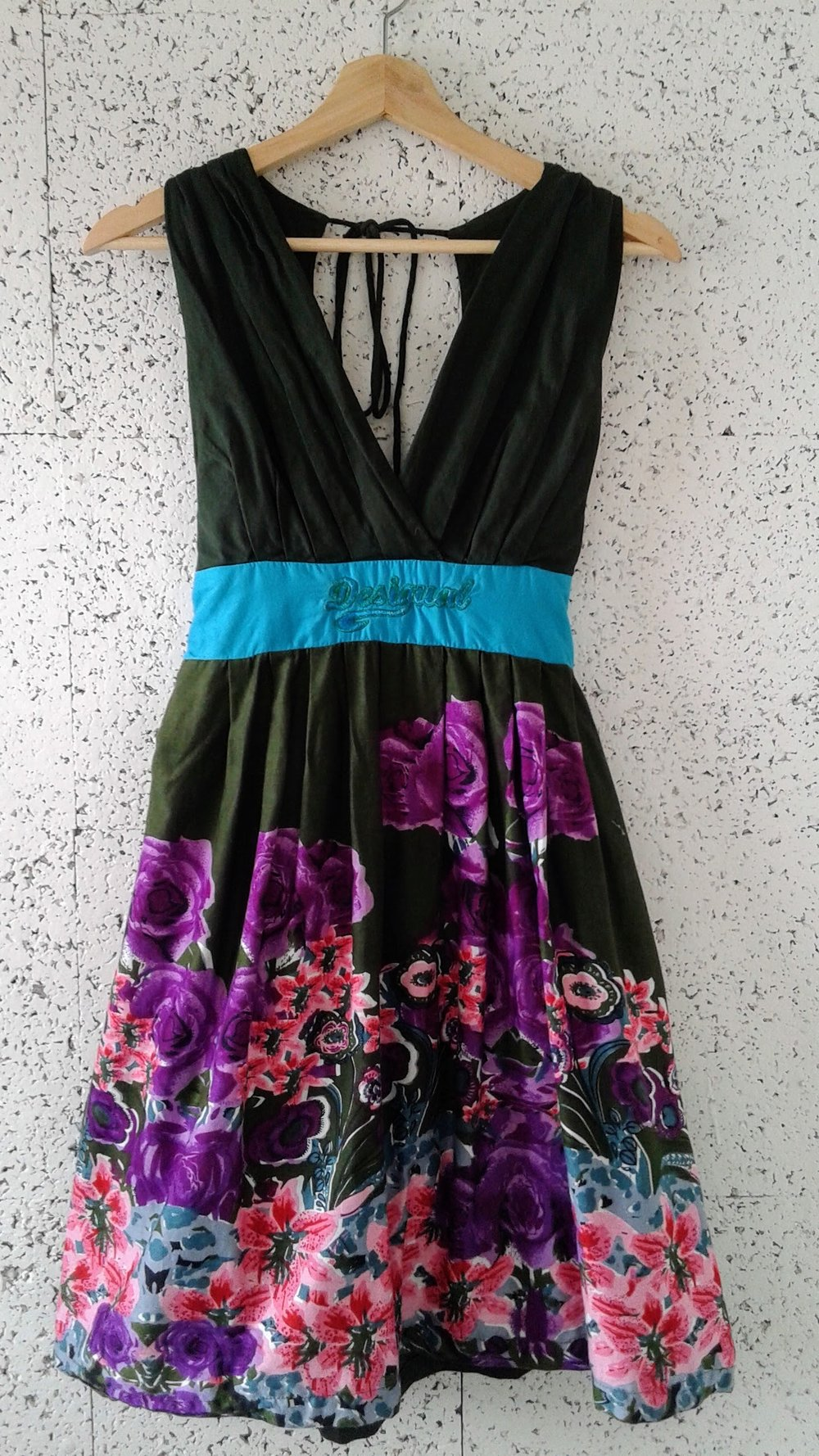 Desigual dress; Size S, $32