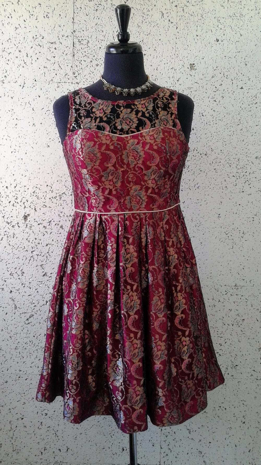 Minuet dress (NWT); Size M, $42