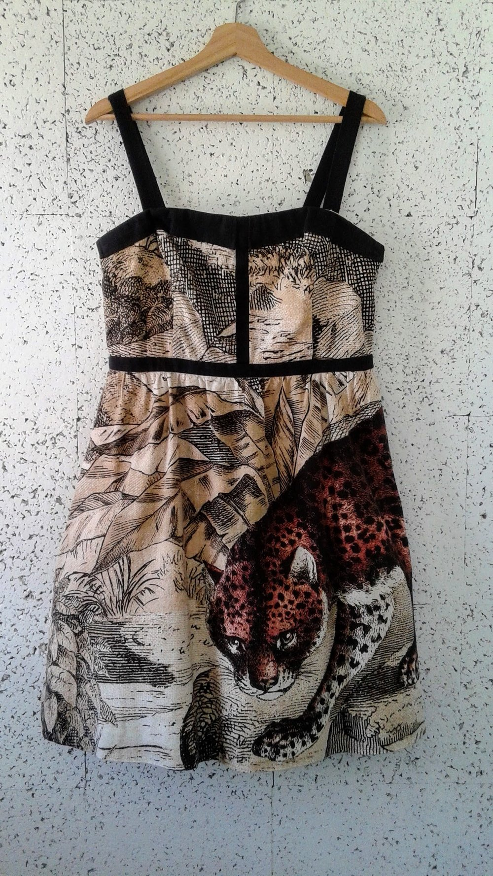 Leifsdottir dress; Size 12, $48