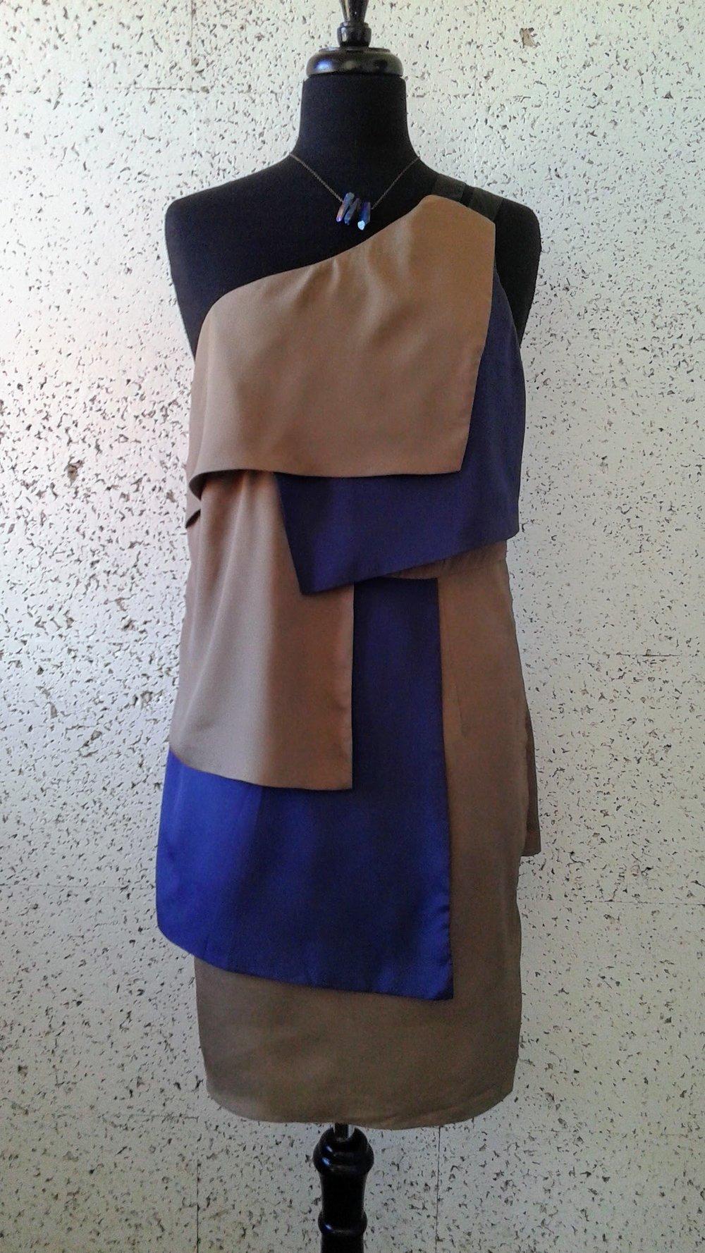 C-Luce dress; Size L, $34