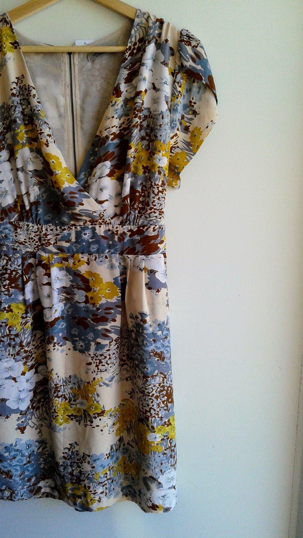 Darling dress; Size L, $30