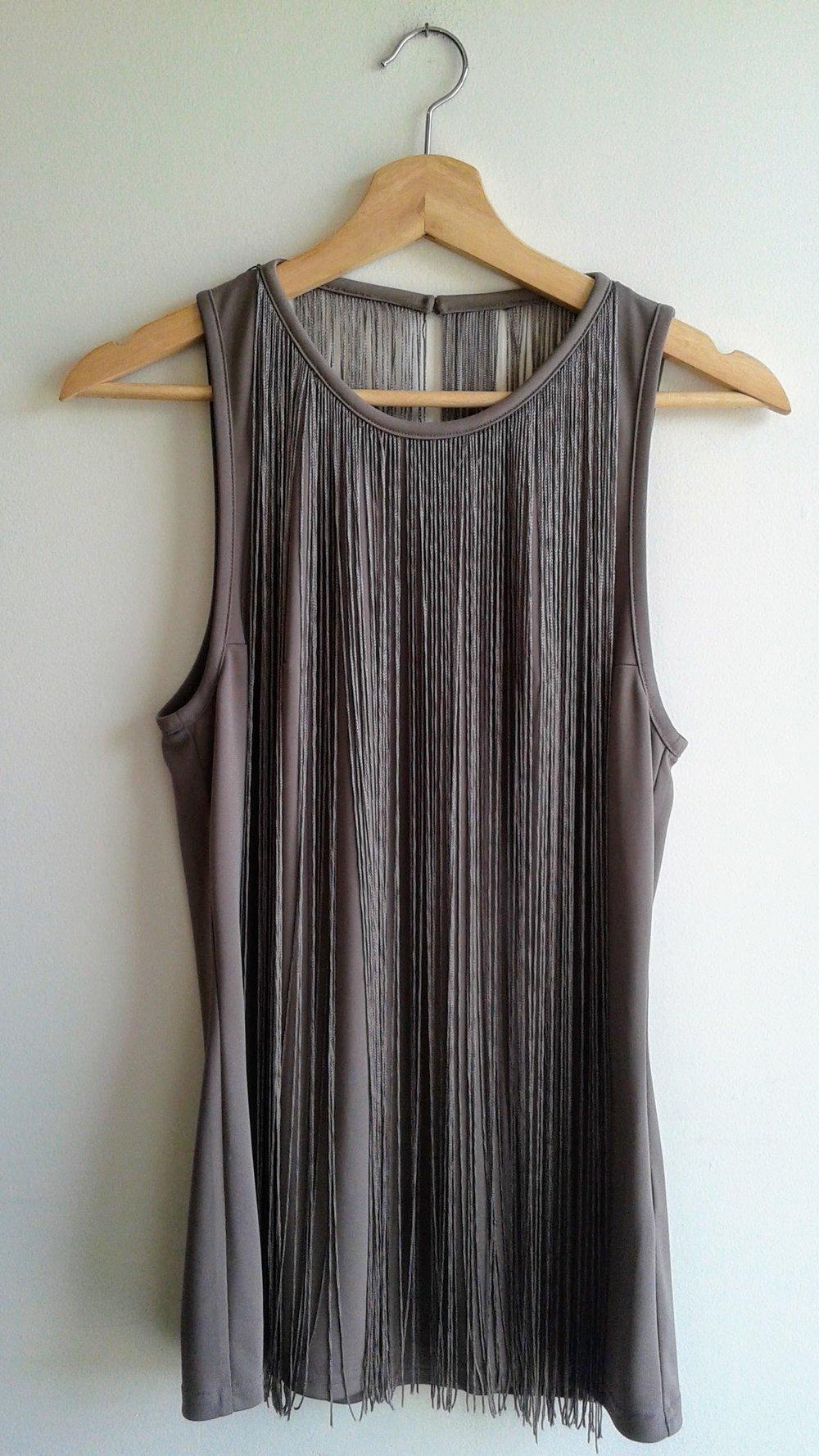 Sam Edelman top; Size L, $30