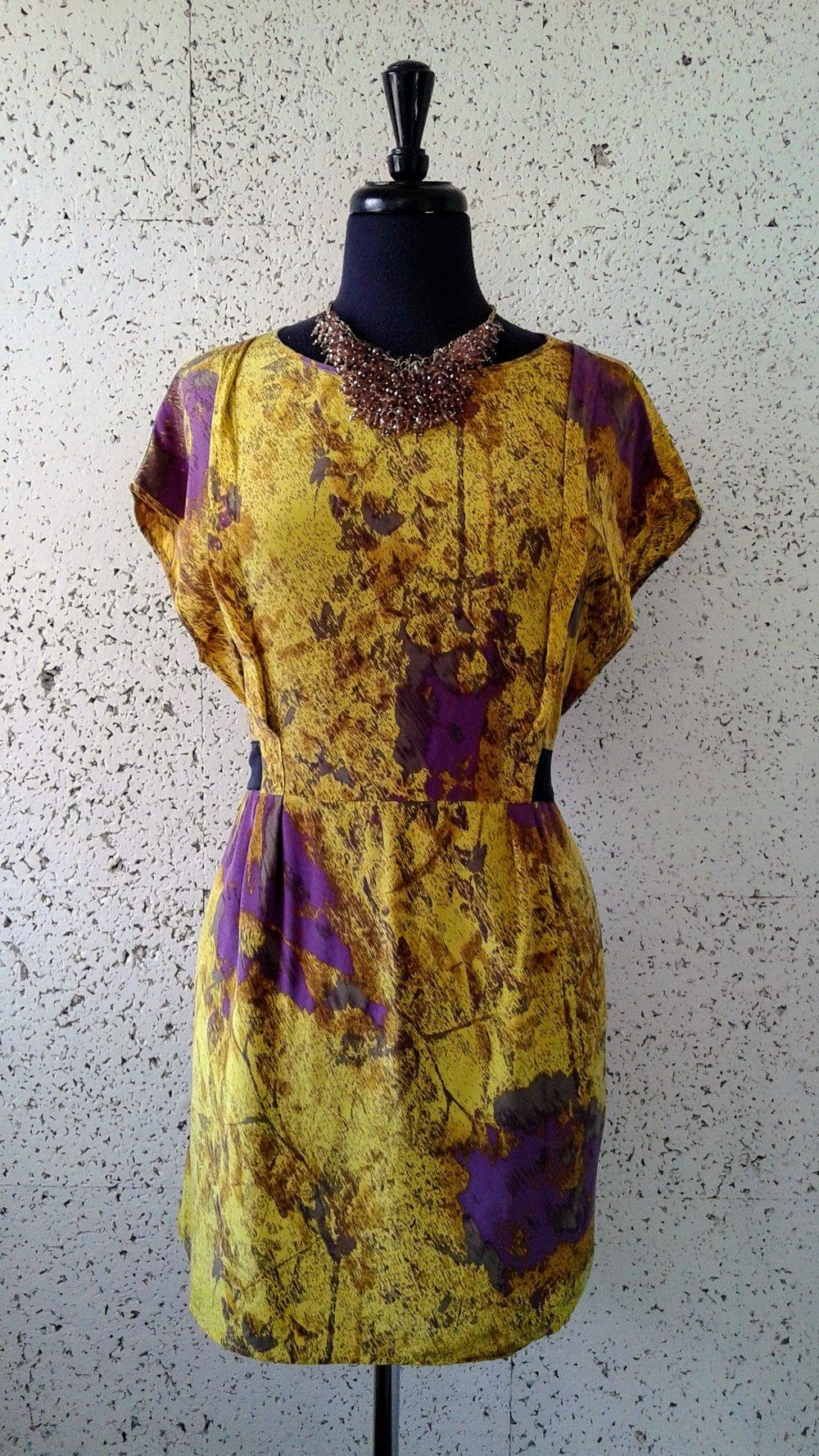 Petticoat Alley tunic; Size S, $34