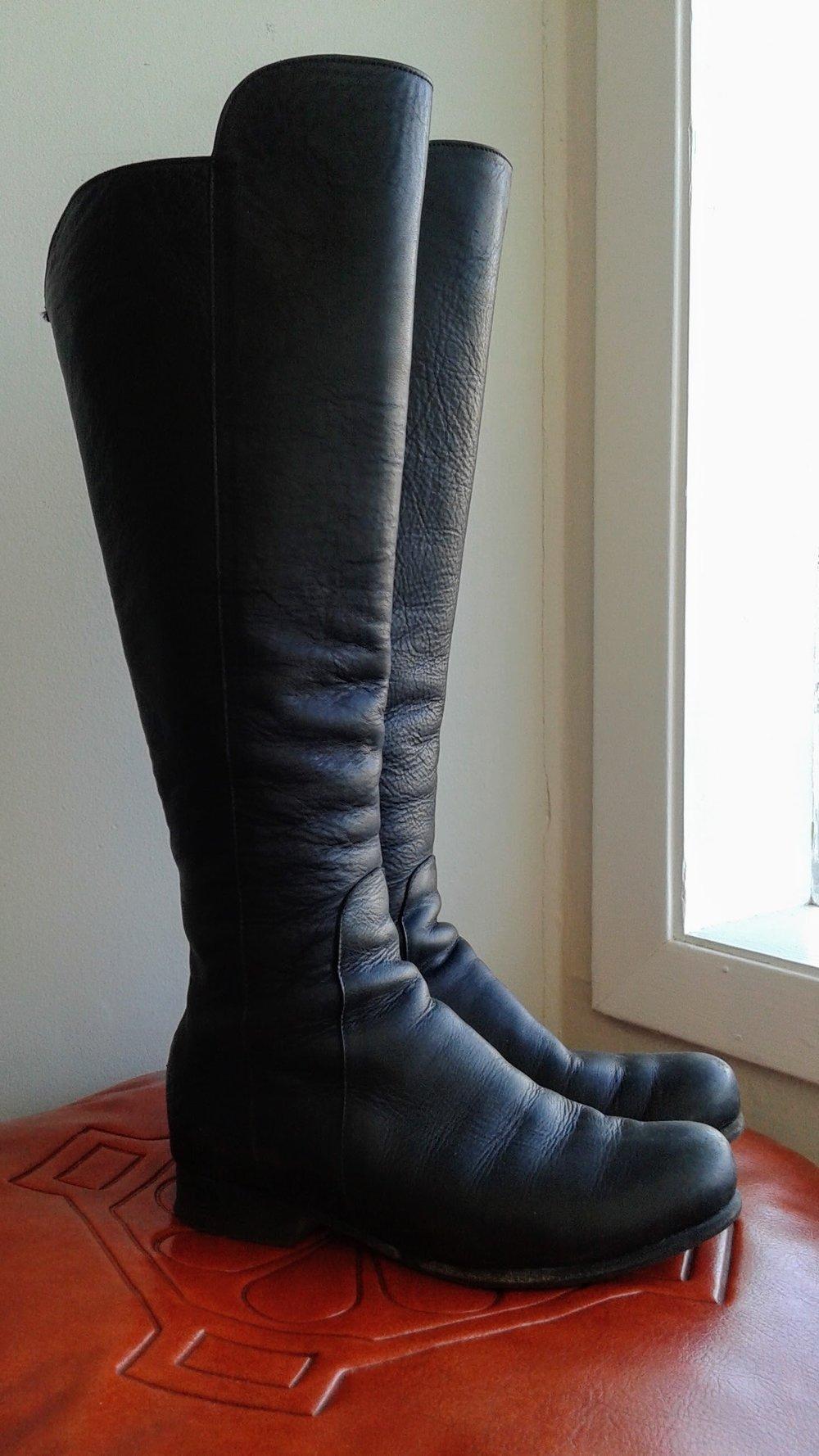 Poppy Barley boots; S6, $150