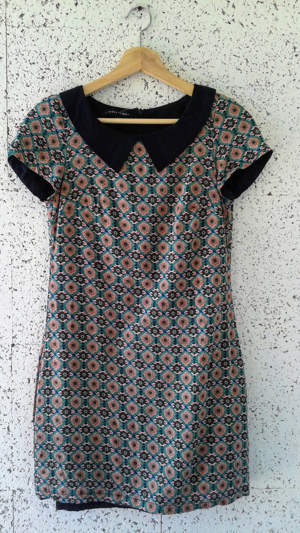 Cinder+Smoke dress; Size XS, $30