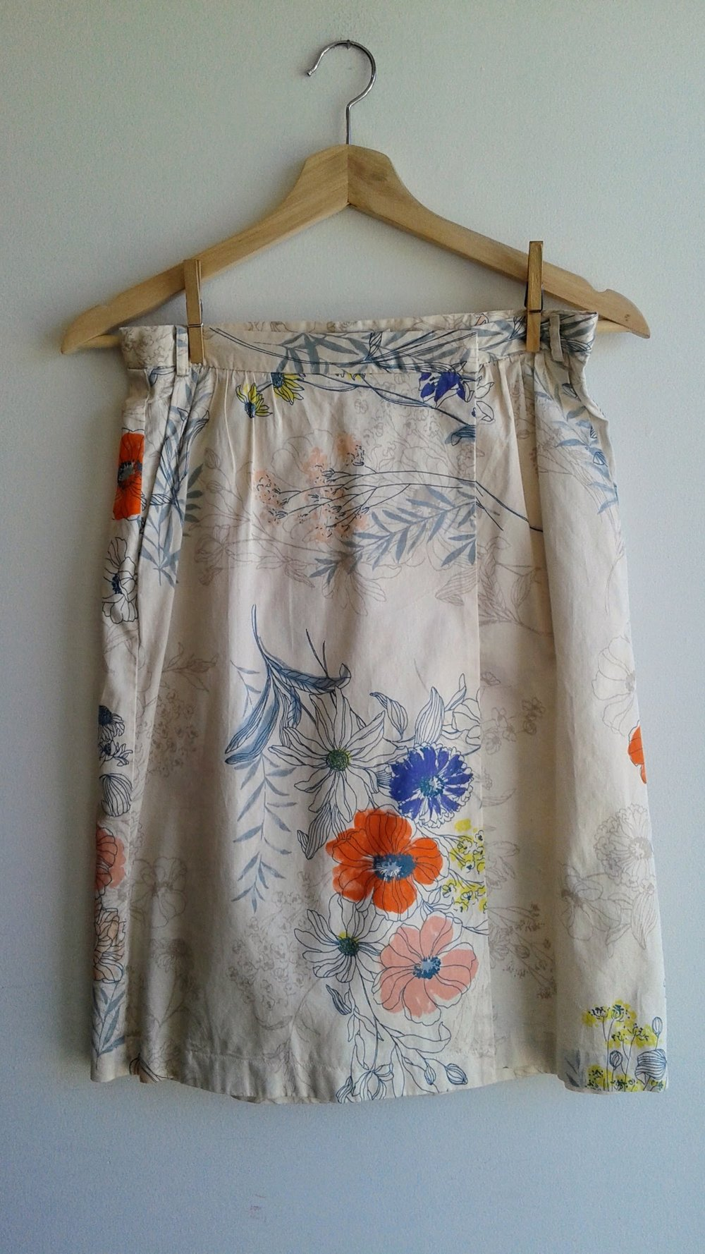 Jackpot skirt; S4, $20