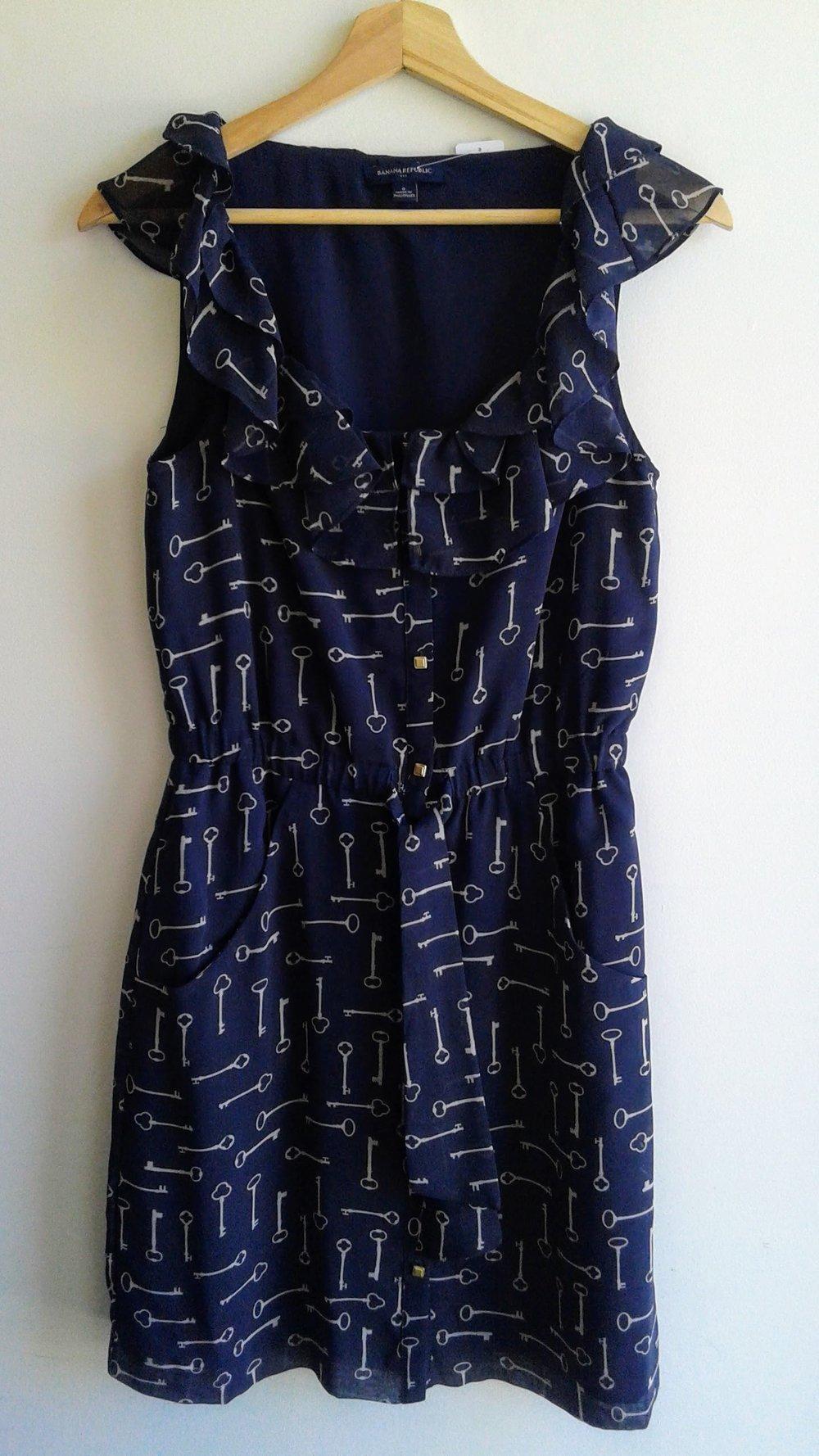 Banana Republic dress; Size S, $30