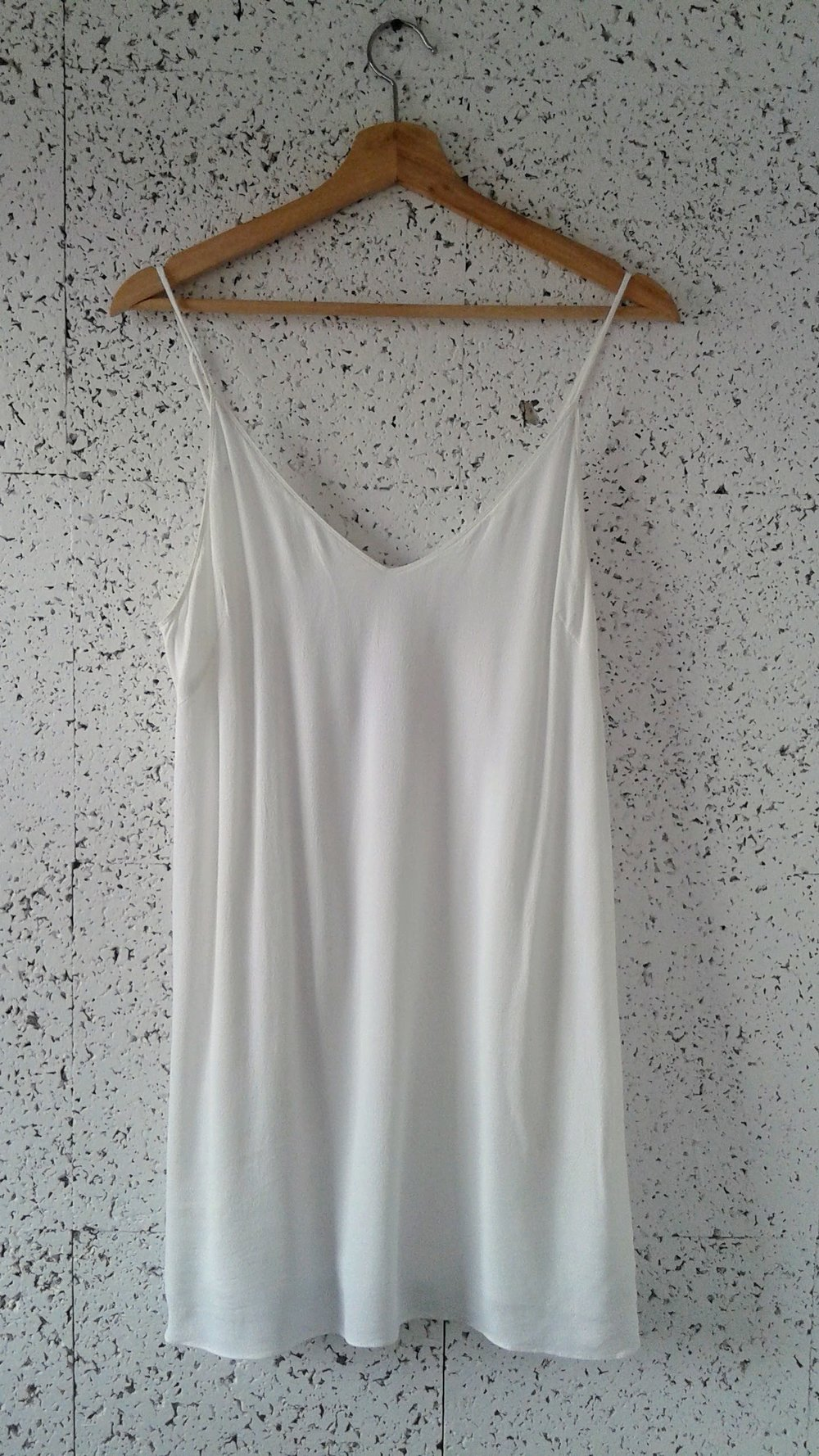 Wilfred dress; Size M, $26