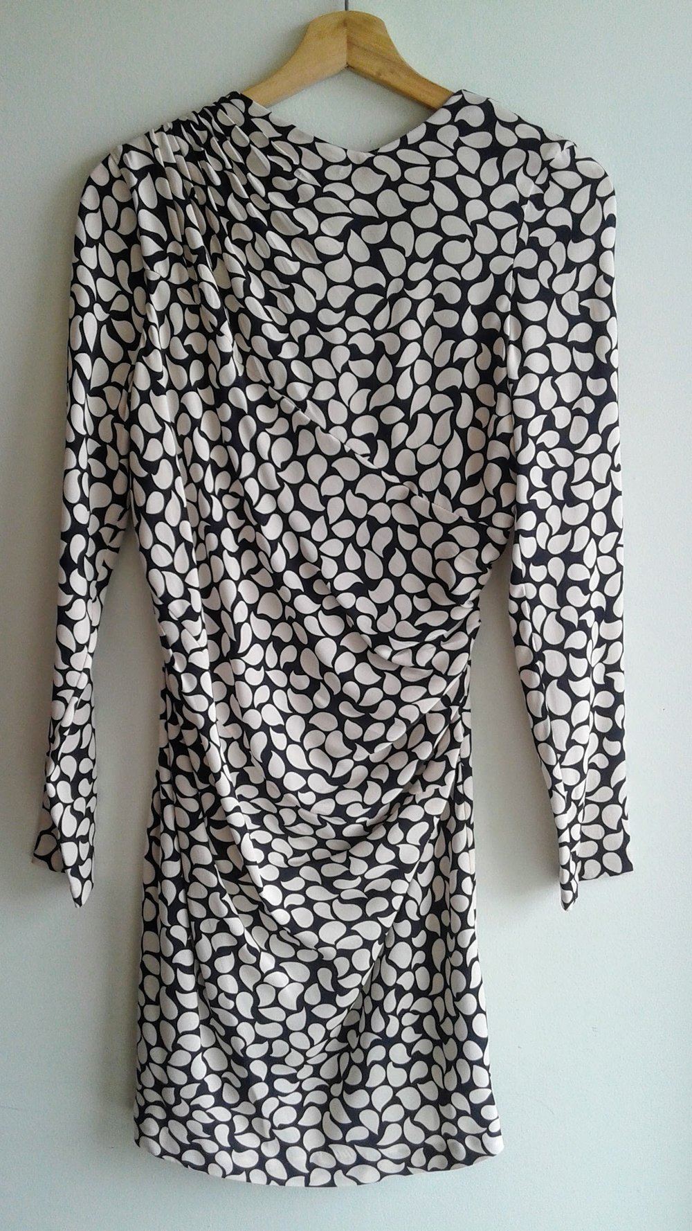 Diane Von Furstenberg dress; Size 6; $62