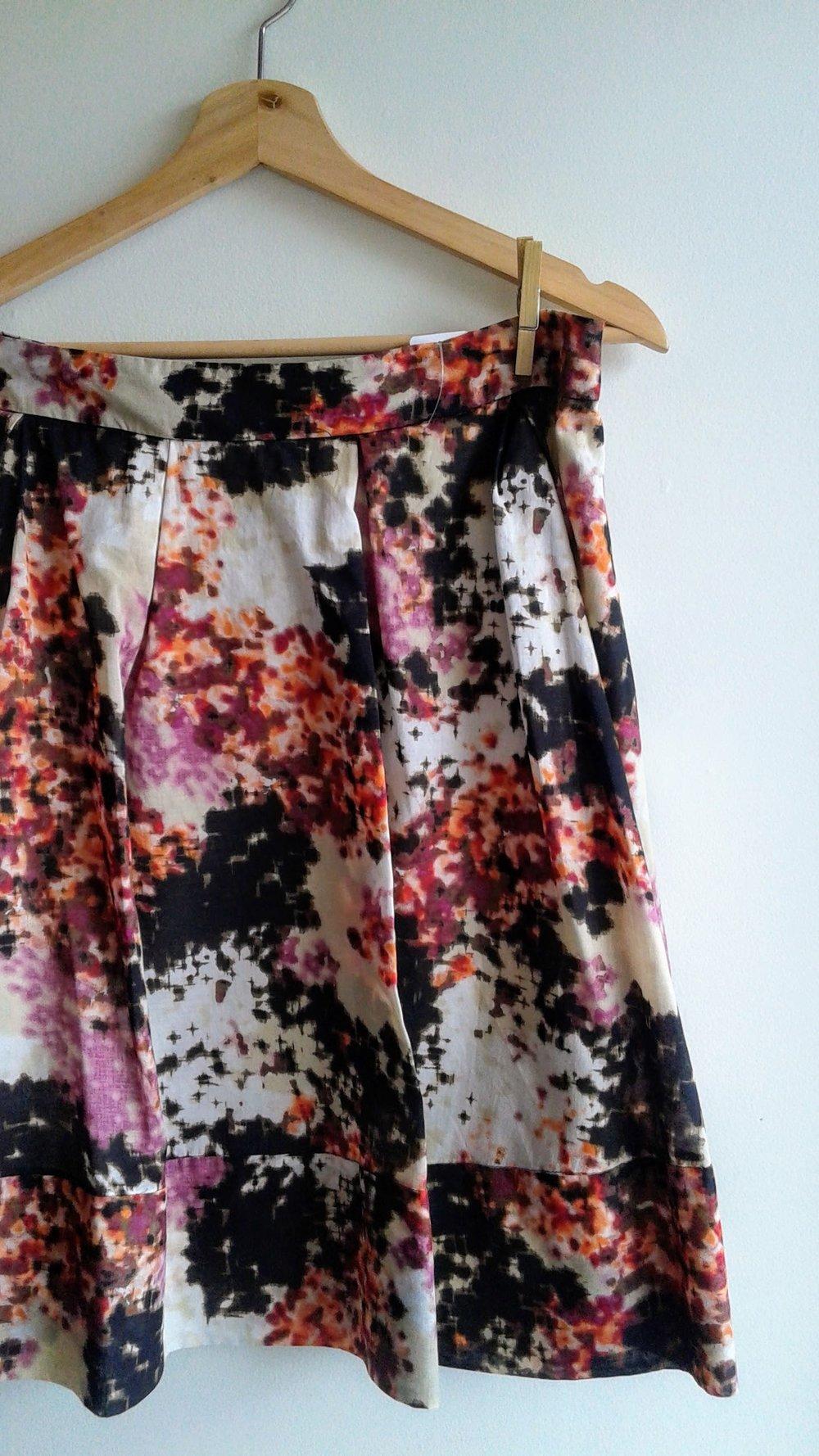 Calvin Klein skirt; Size 12, $32