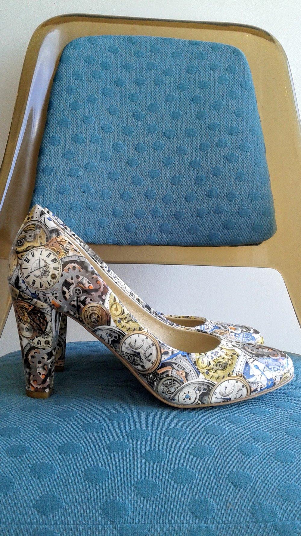 Zona Centro  shoes; S10, $48