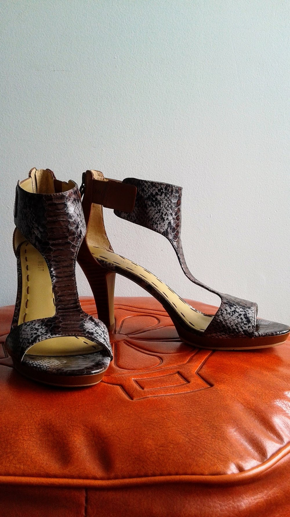 Nine West  shoes; S8, $38