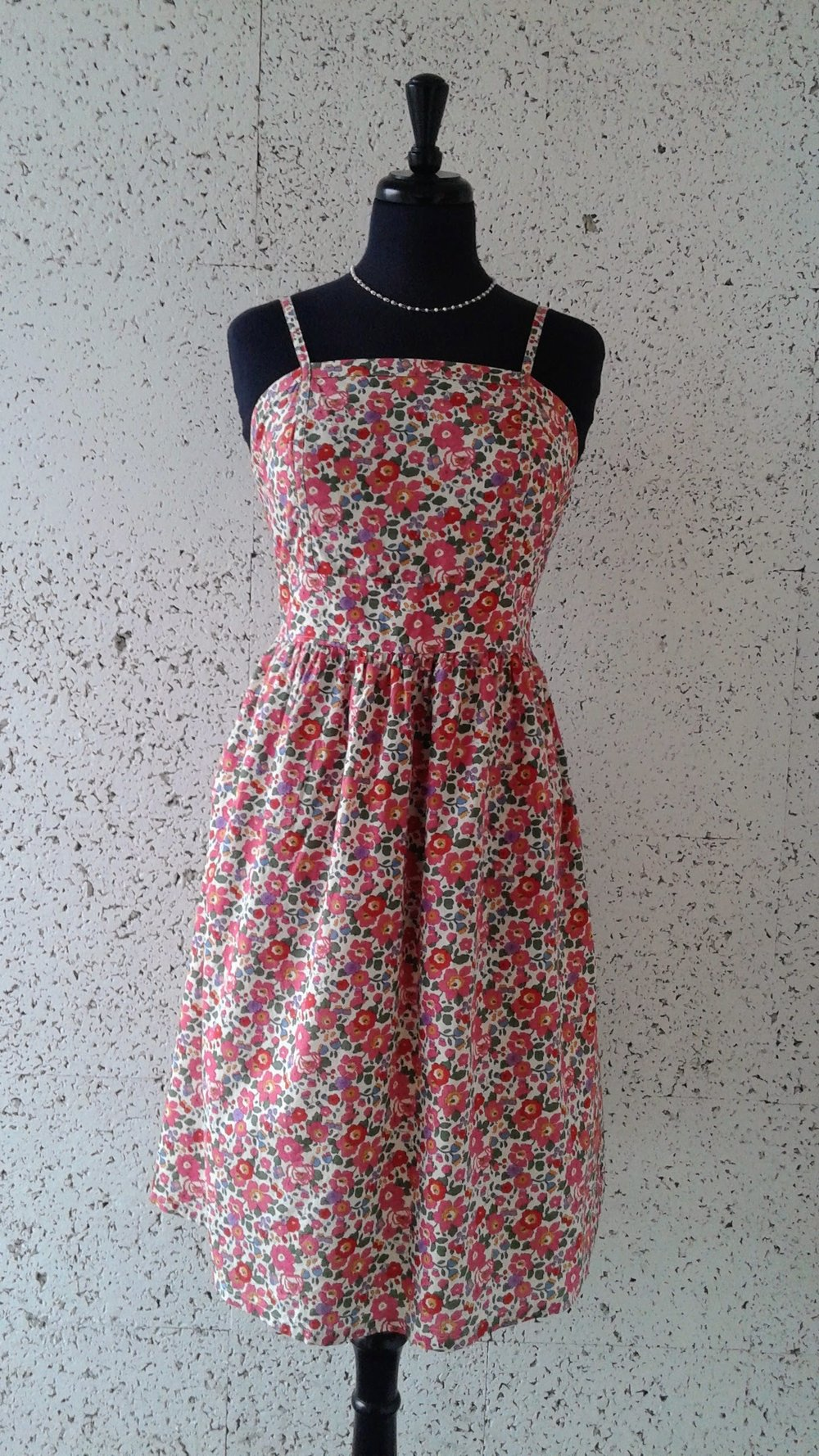 Liberty Arts Fabrics dress; Size 10, $28