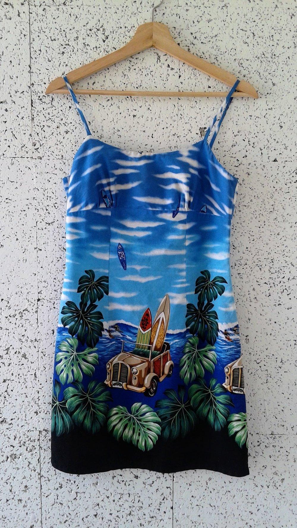 Ky's dress; Size S, $24