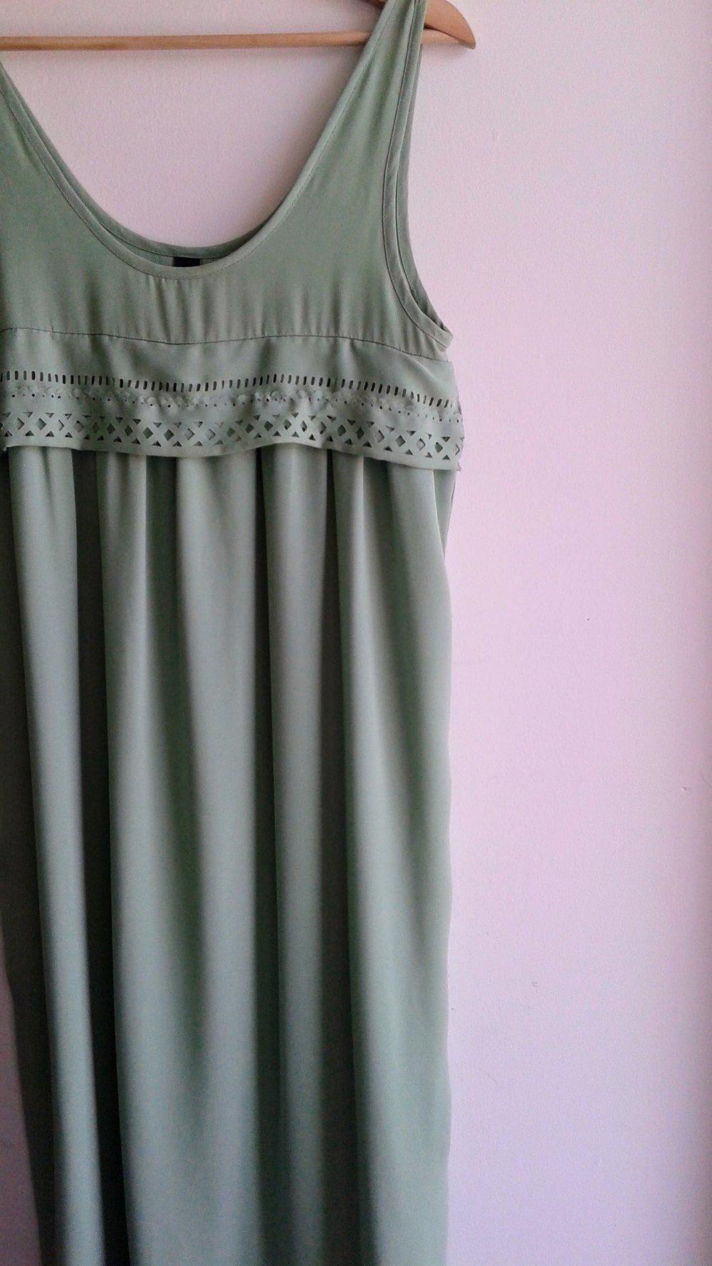Oak+Fort dress (NWT); Size S/M, $40