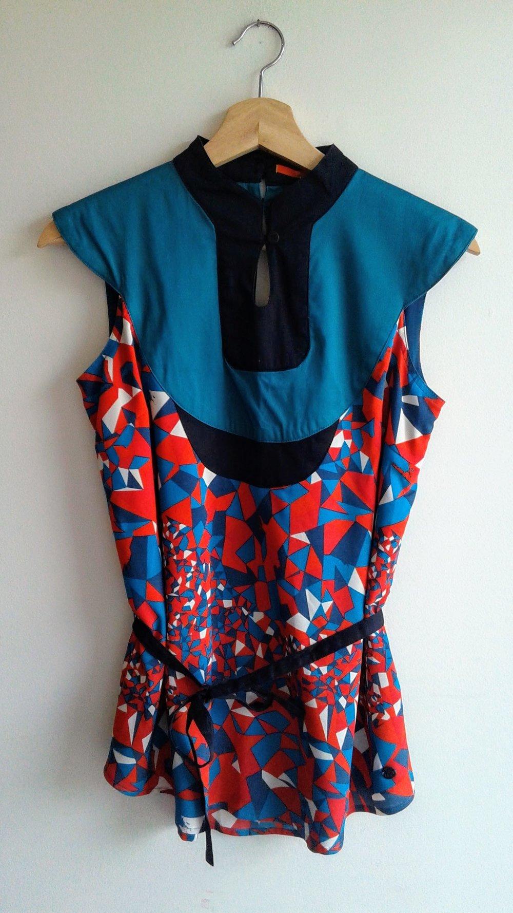 Skunkfunk top; Size S, $24