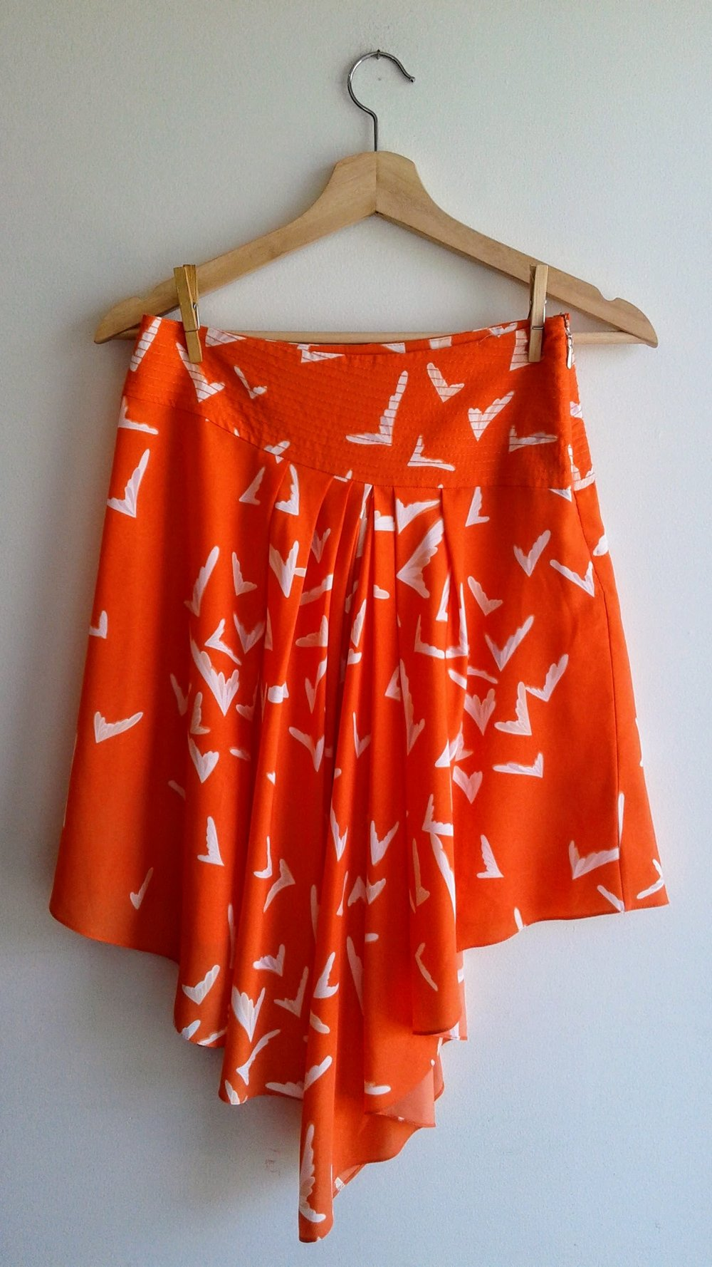 Leifsdottir skirt; Size 2, $36