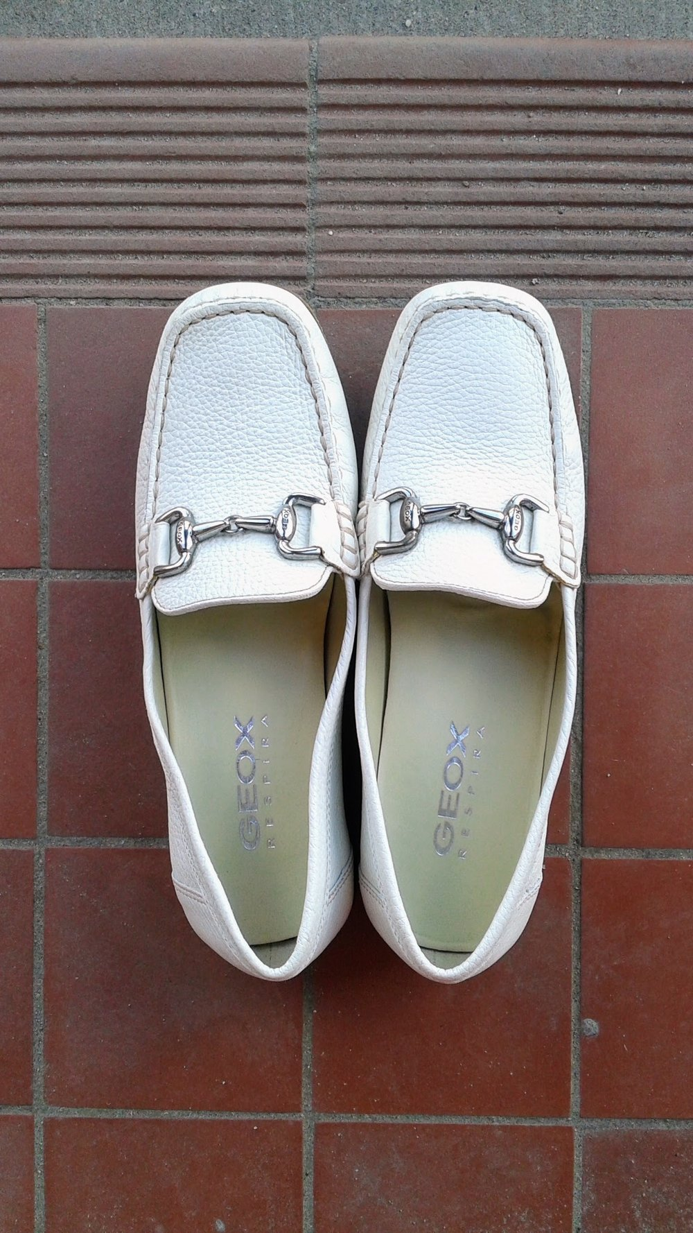 Geox shoes; S7.5, $36