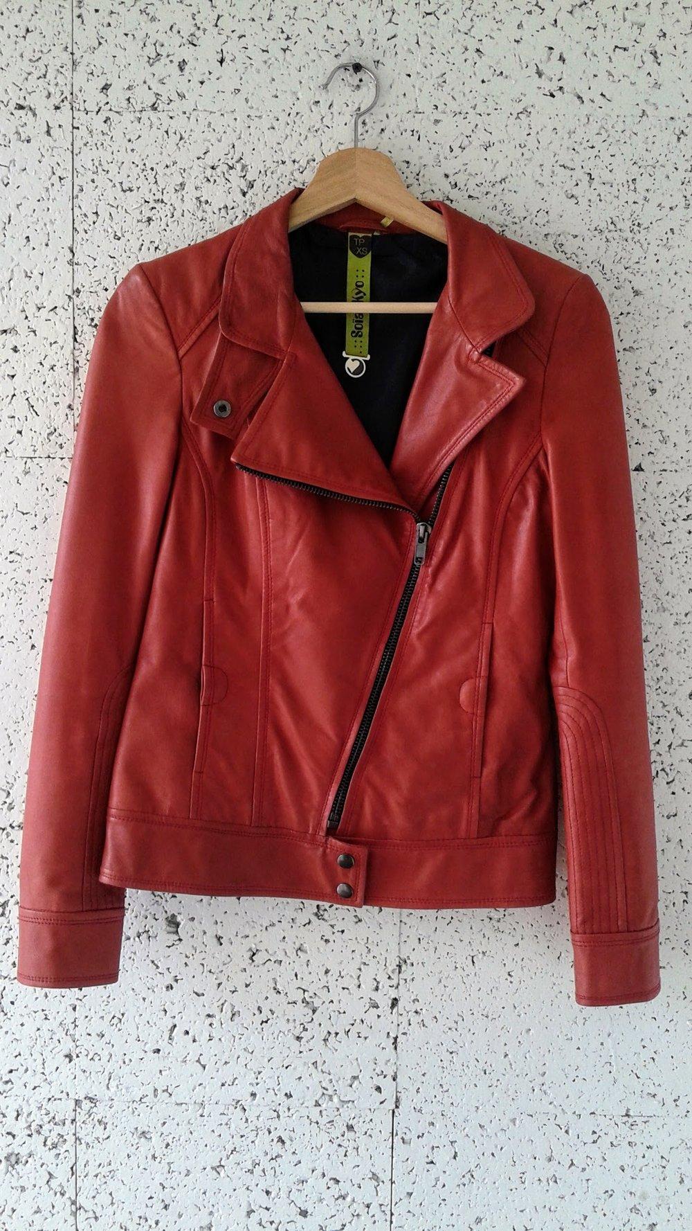 Soia & Kyo jacket; Size XS, $125