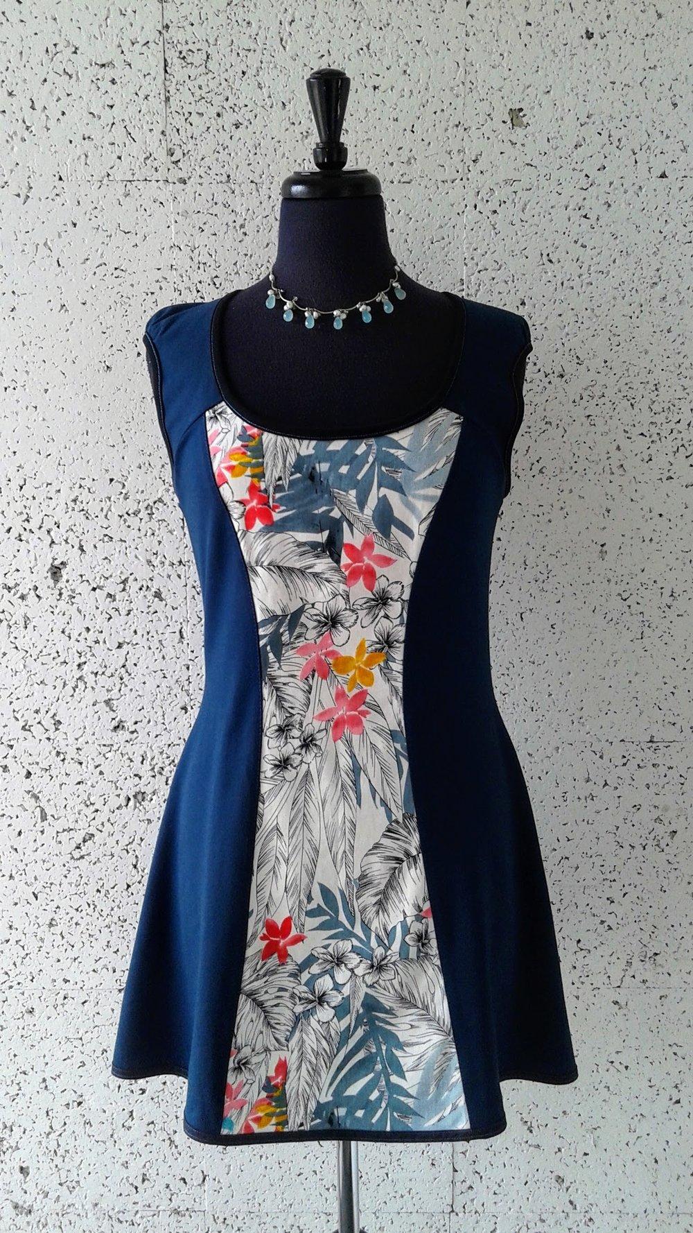 Kollonta dress; Size M, $46
