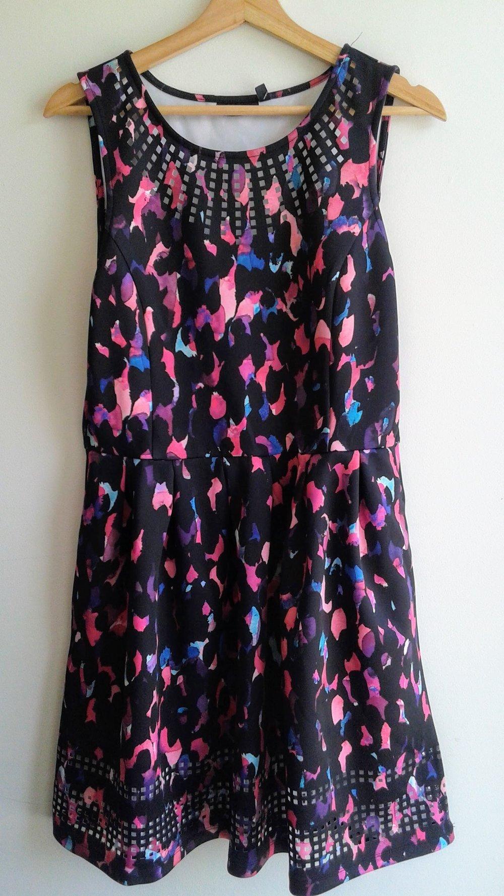 Apt 9 dress; Size L, $34