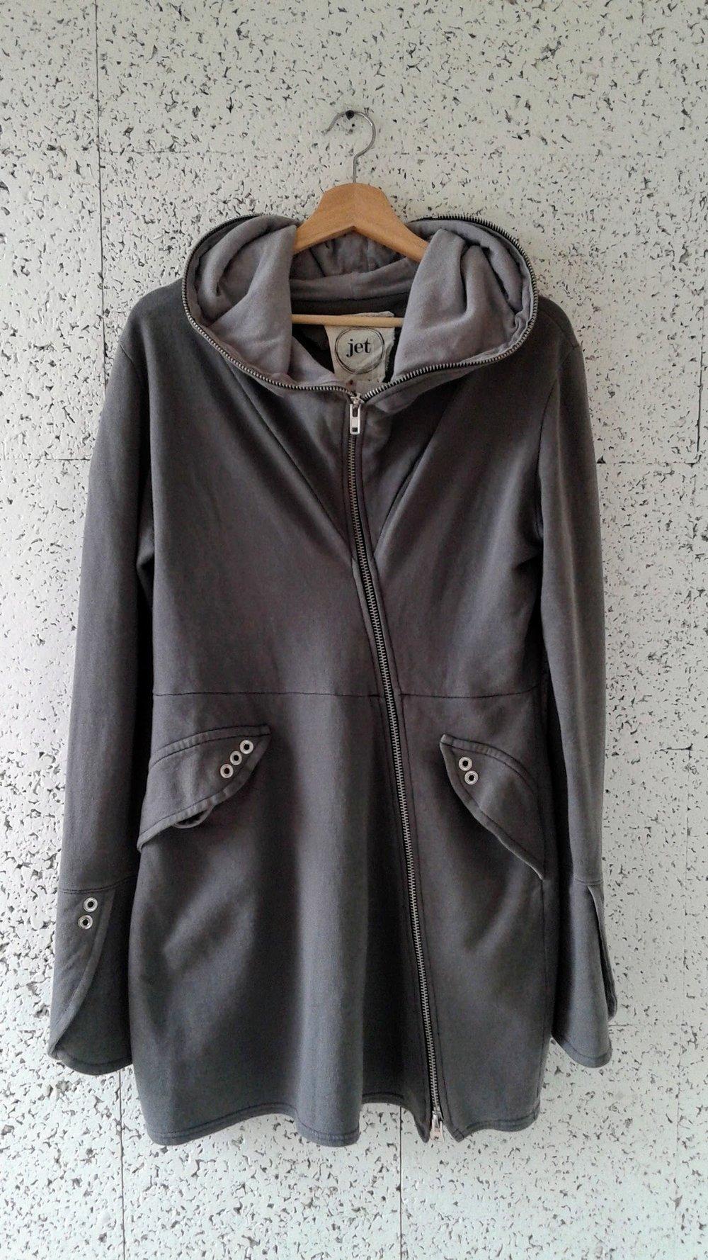 Jet jacket; Size M, $48