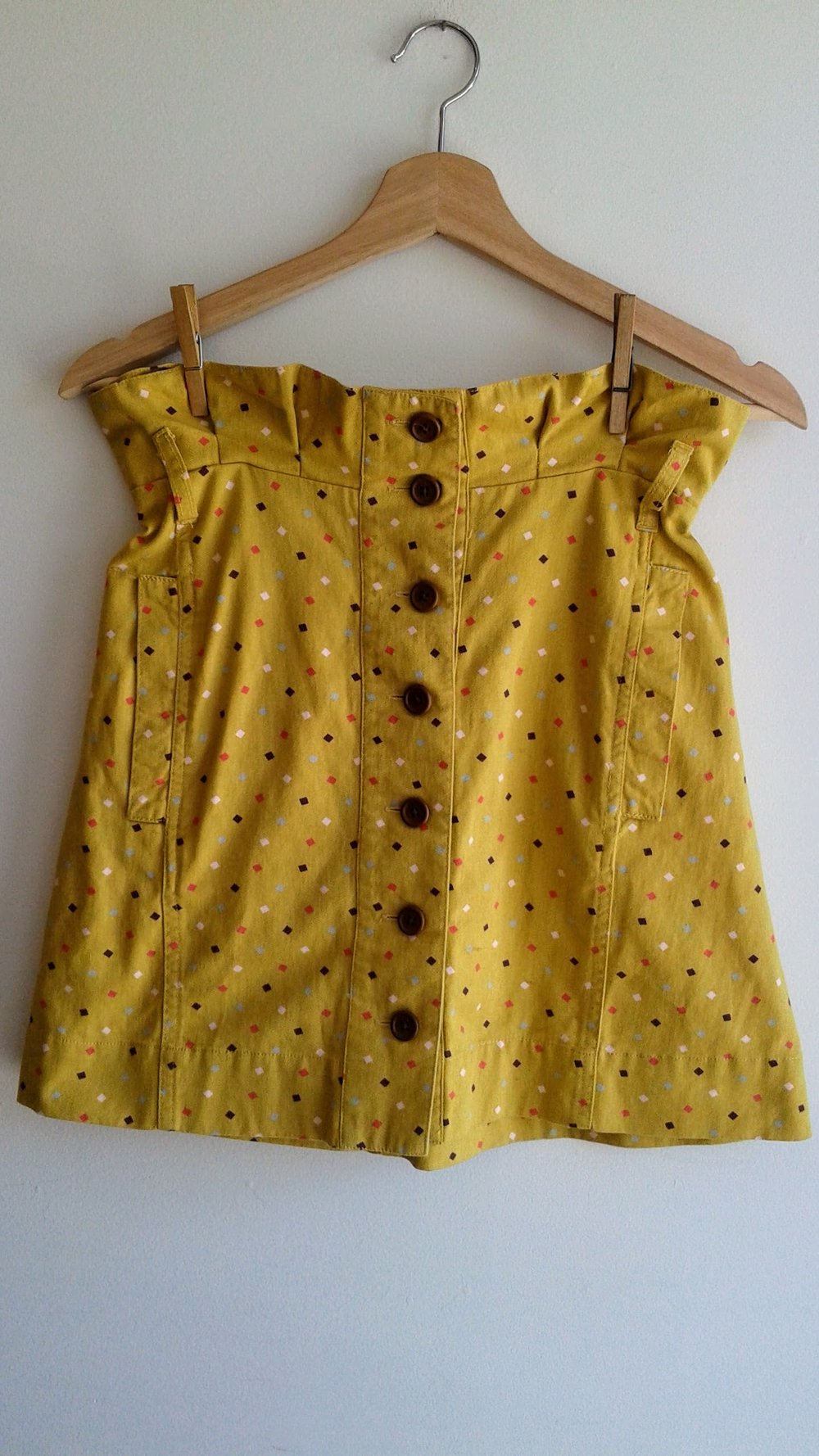 Silence & Noise skirt; Size M, $28