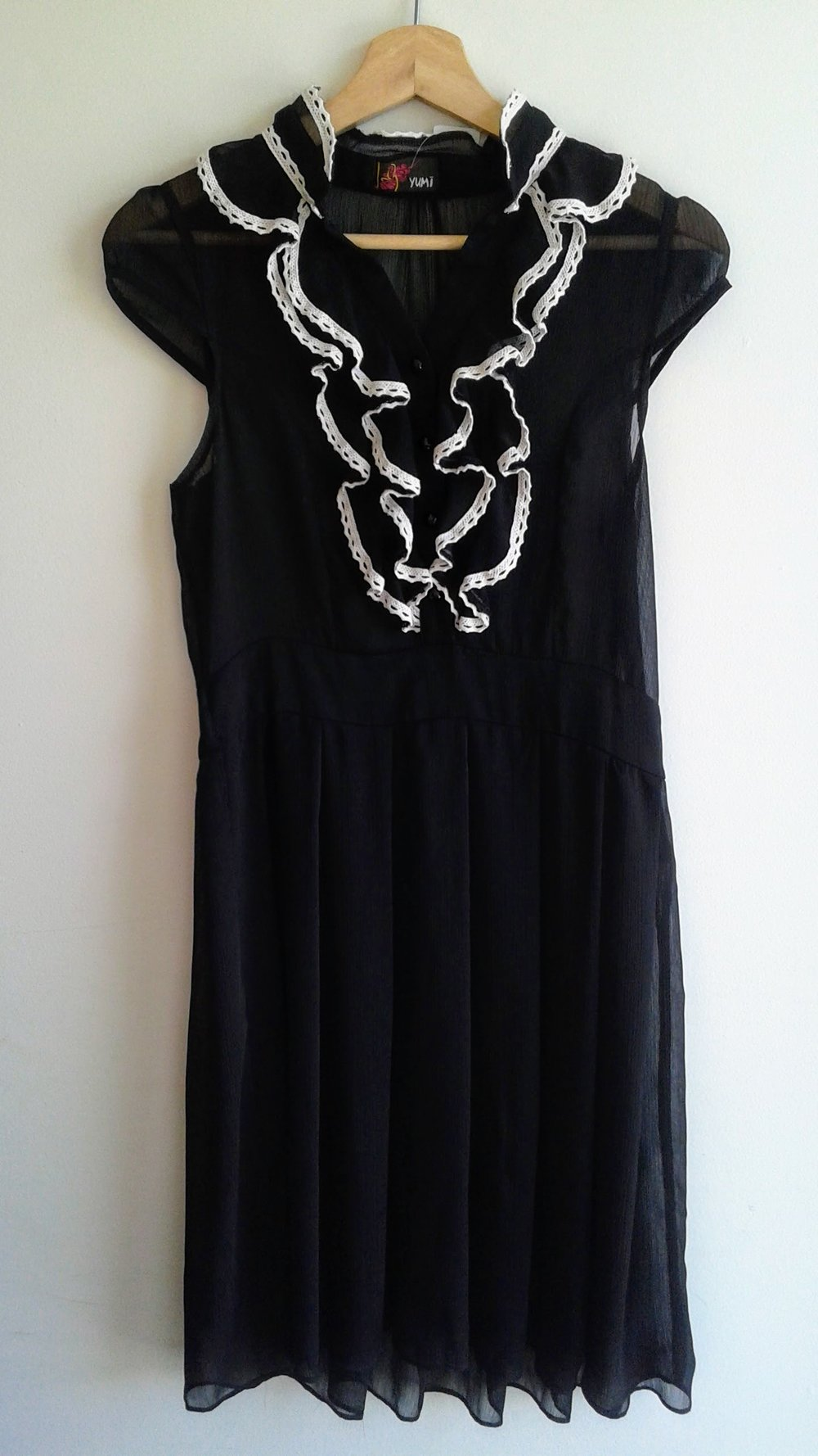 Yumi dress; Size S, $32