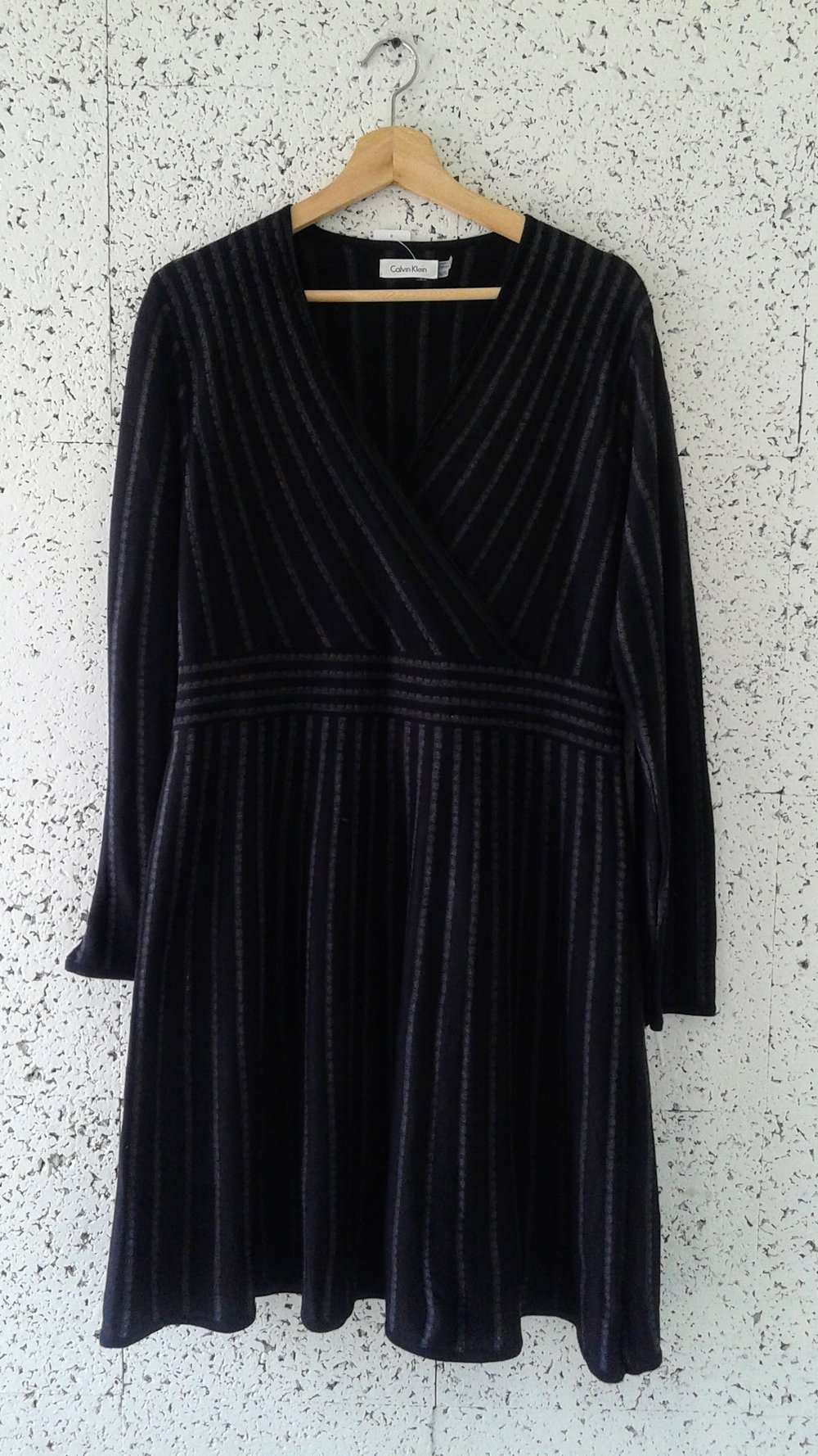 Calvin Klein dress; Size XL, $42