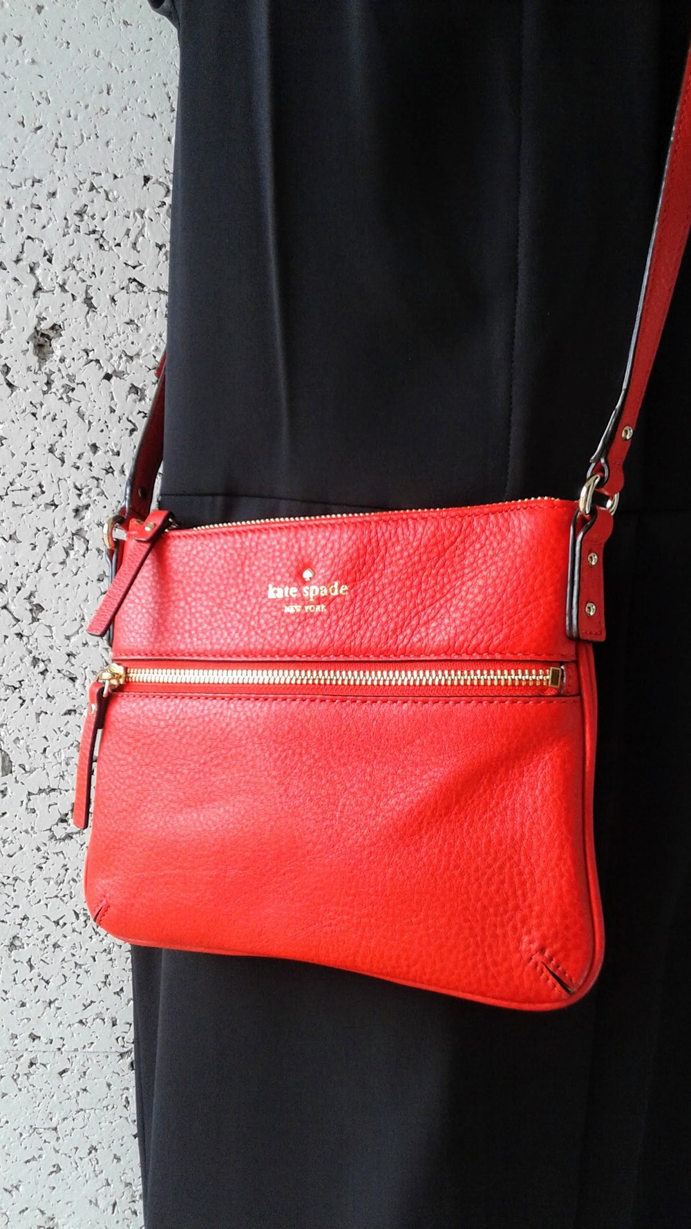 Kate Spade purse, $65
