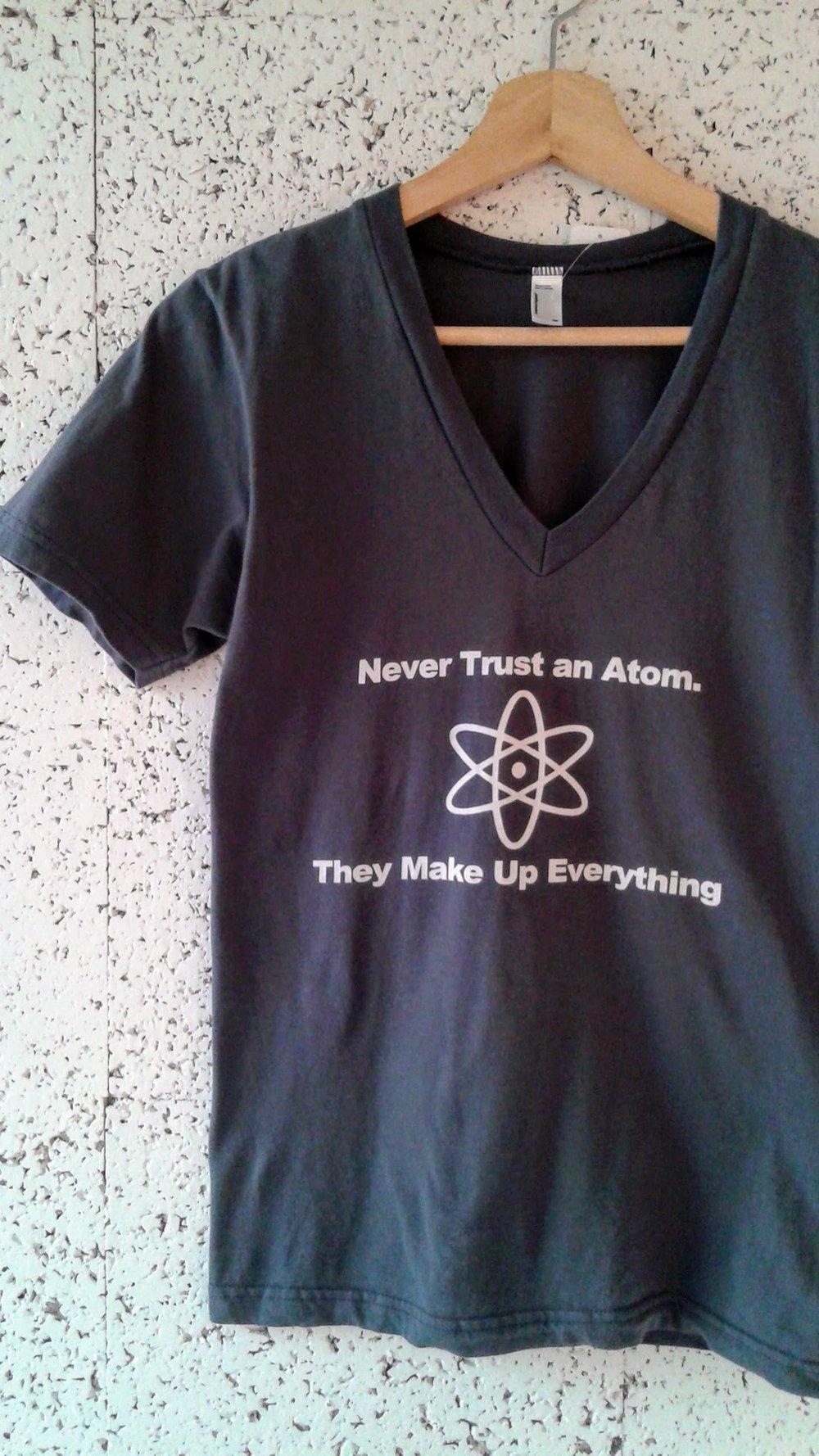 Atom T; Size XS, $16