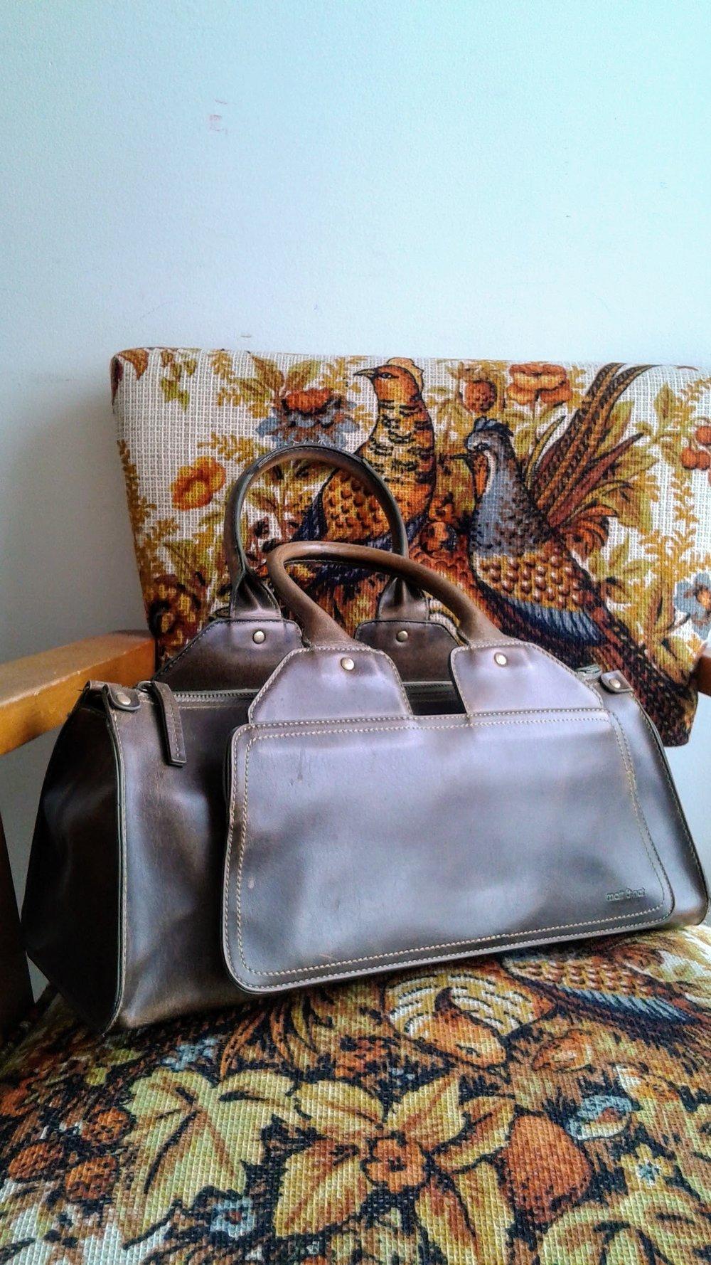 Matt & Nat bag, $46