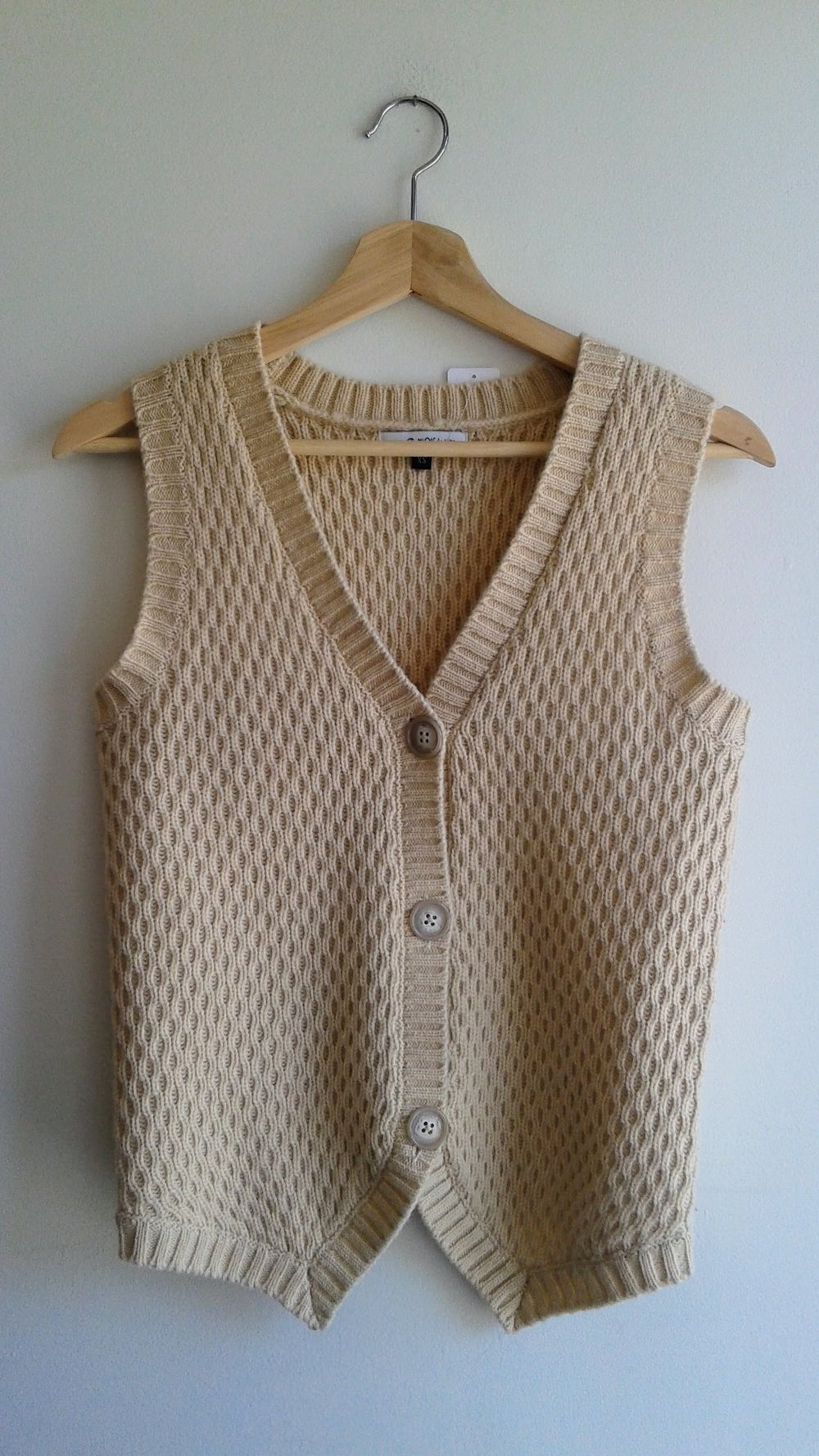 Built by Wendy  top; Size XS, $22