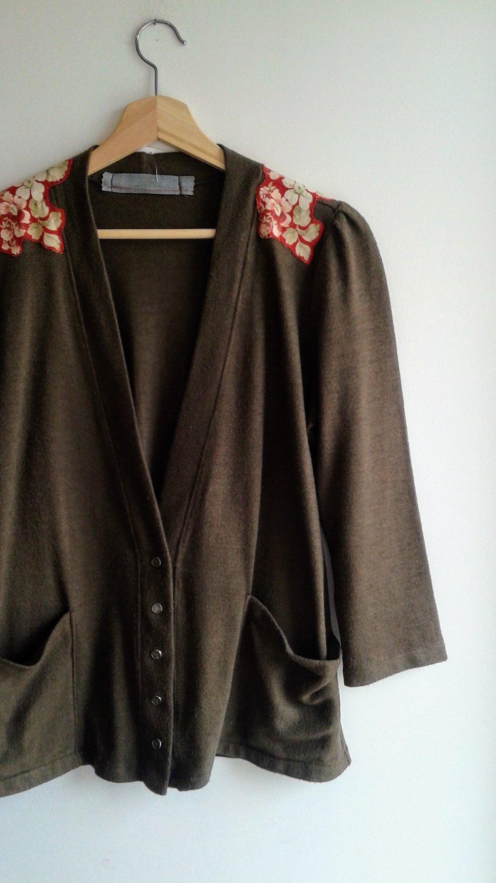 Fridget top; Size M, $28