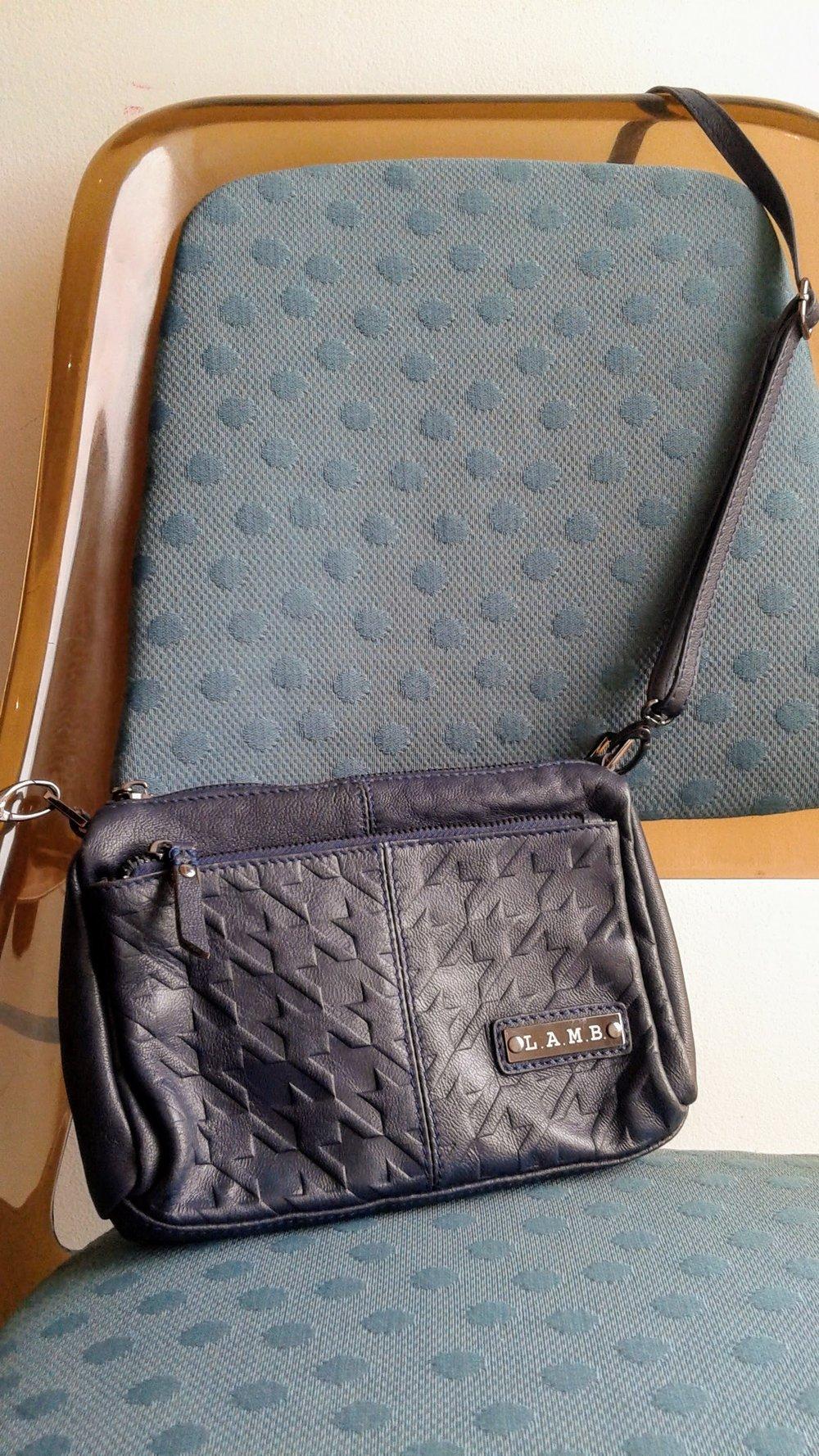 L.A.M.B. purse, $40