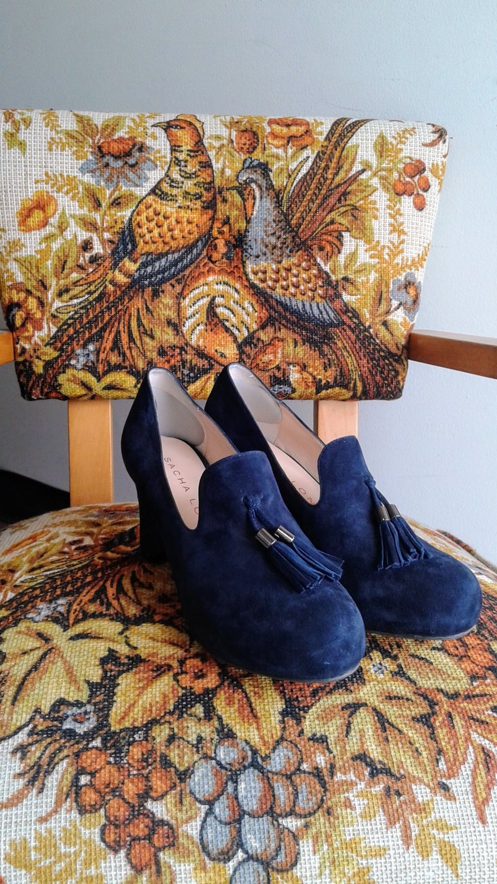 Sacha London shoes; S8.5, $89