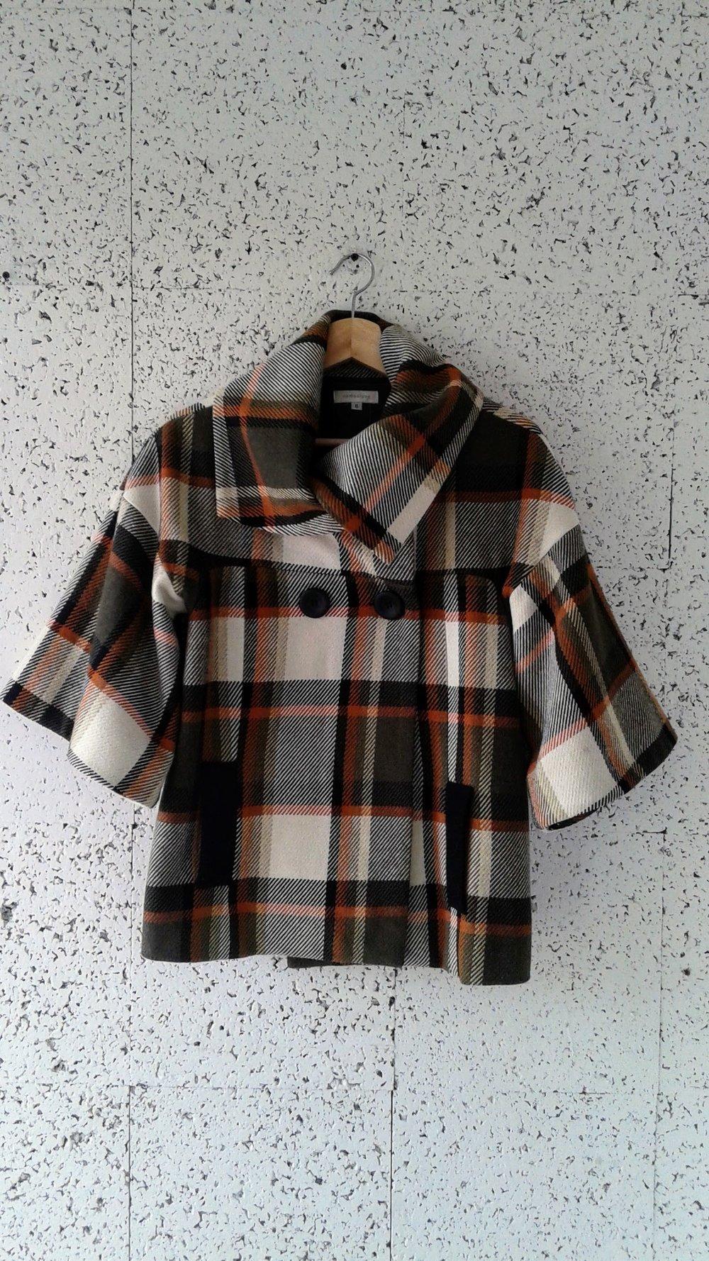 Campaigne coat; Size 6, $52
