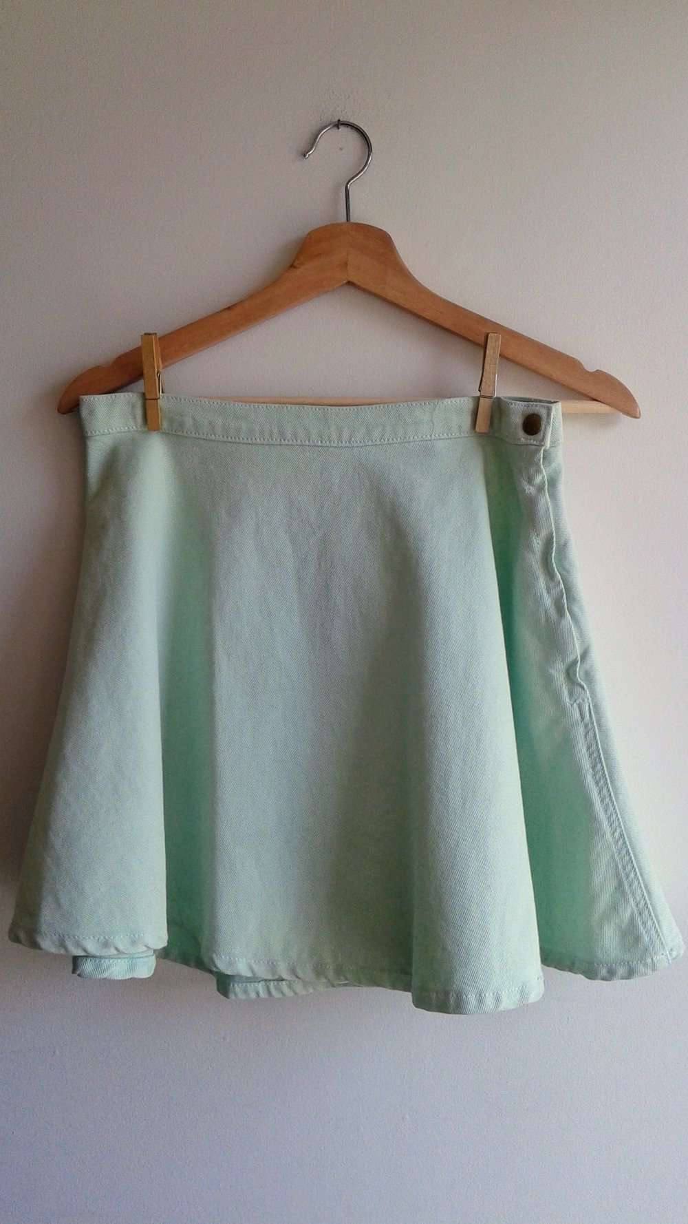 American Apparel skirt; Size M, $24