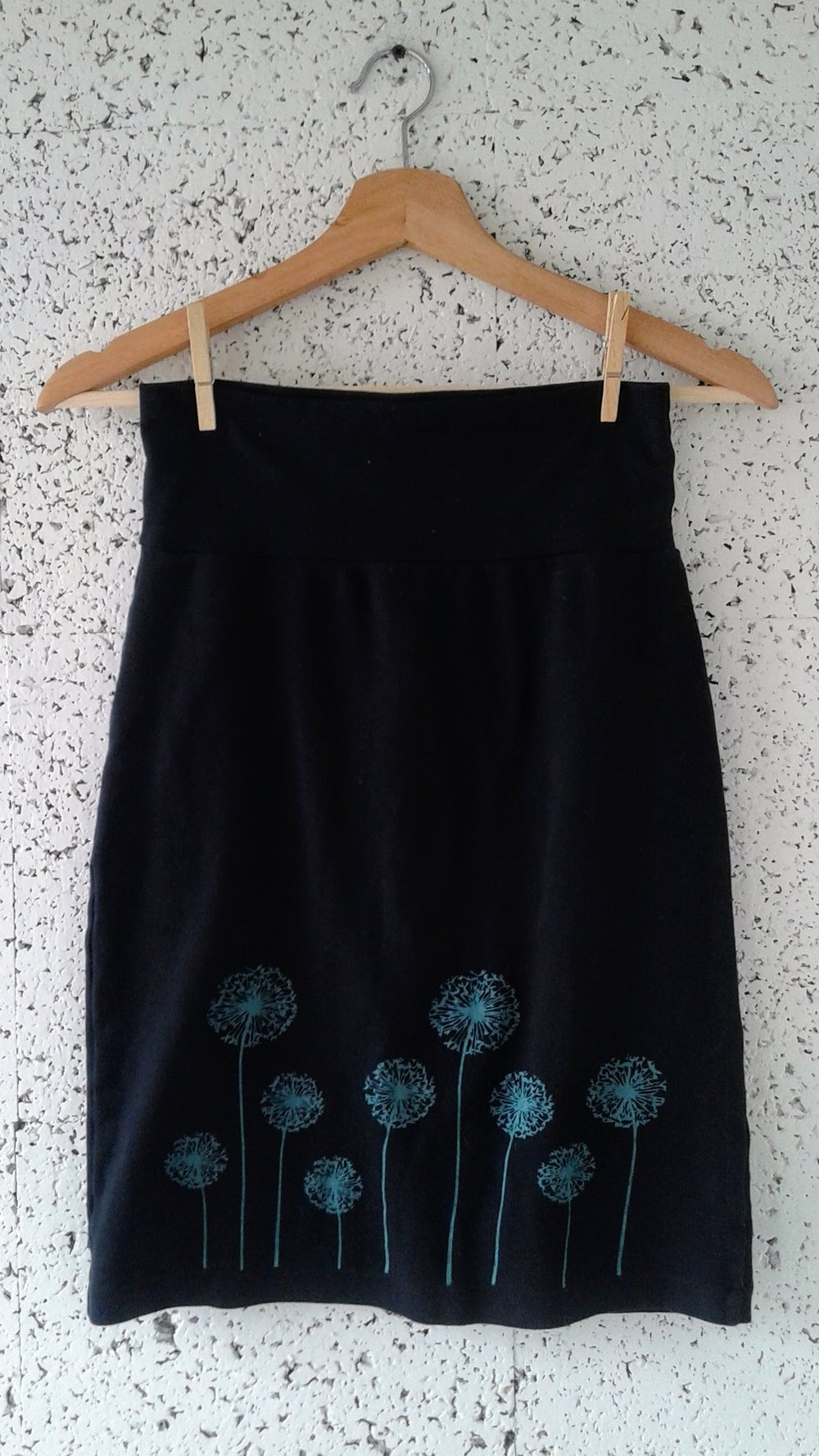 Revival Ink skirt; Size S, $18