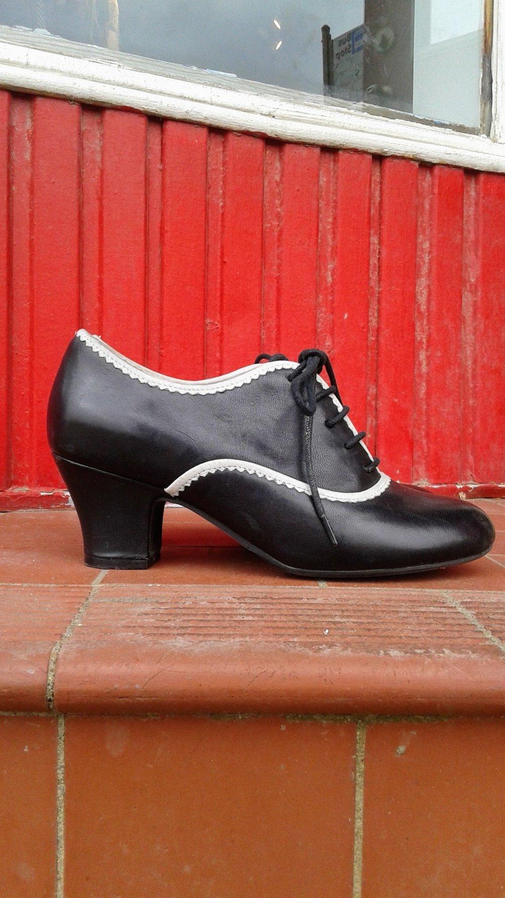 Miz Mooz shoes; S6, $42