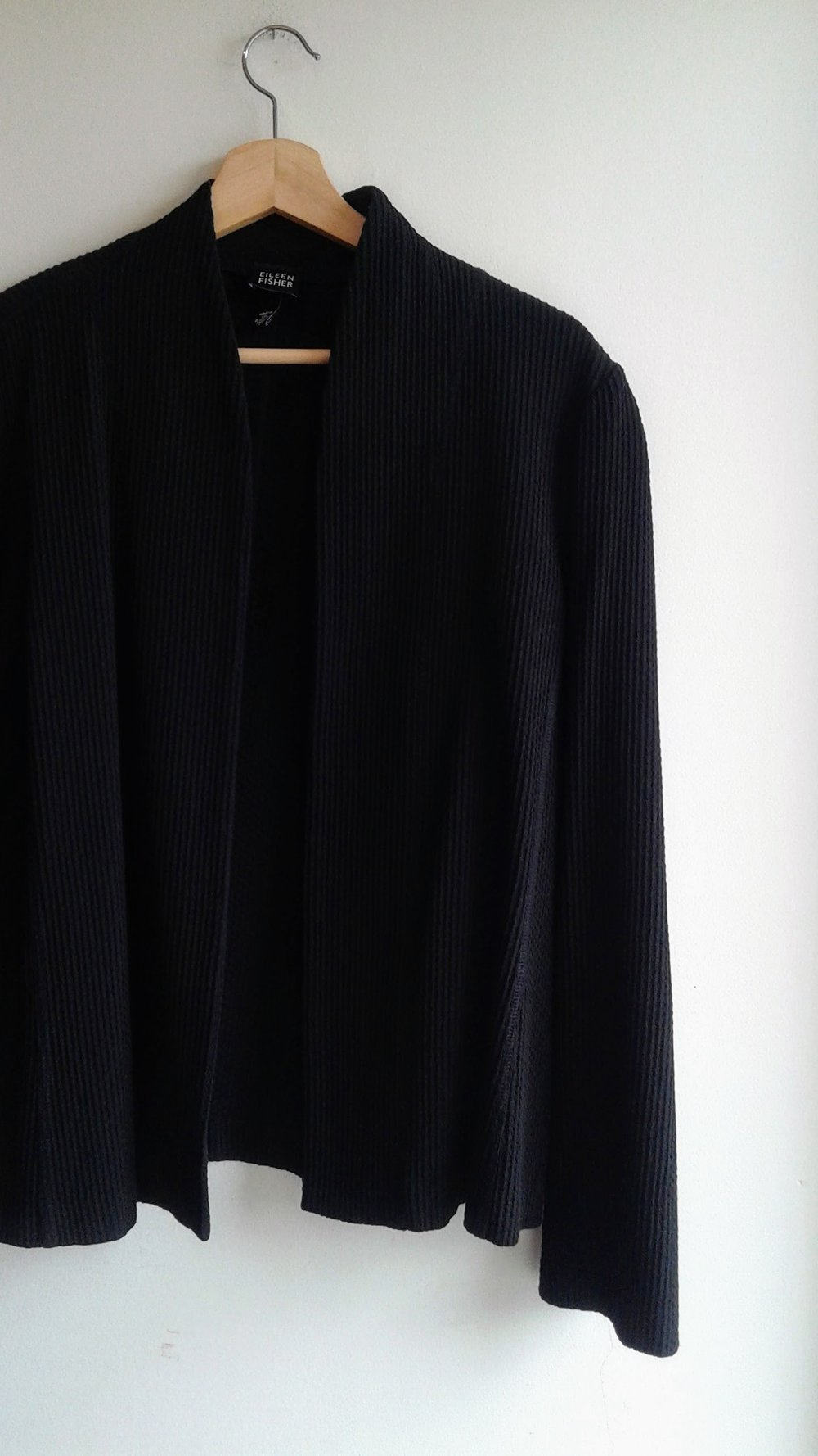 Eileen Fisher sweater; Size L, $42