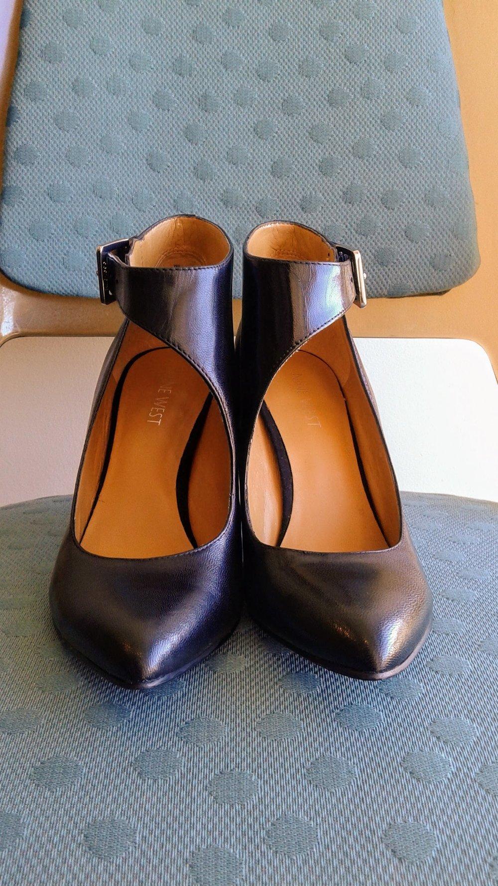 Nine West shoes; S7, $38