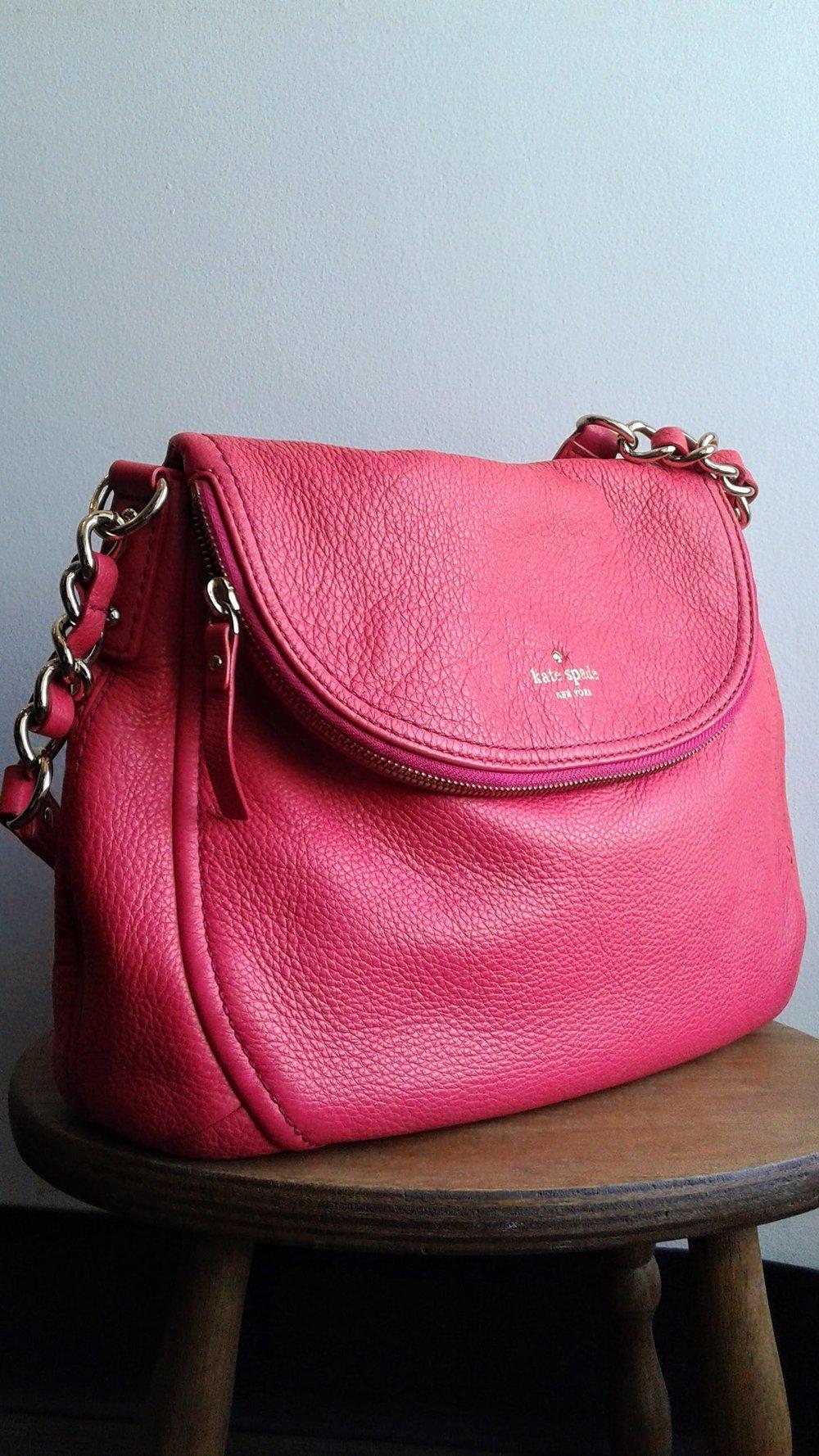 Kate Spade purse, $75