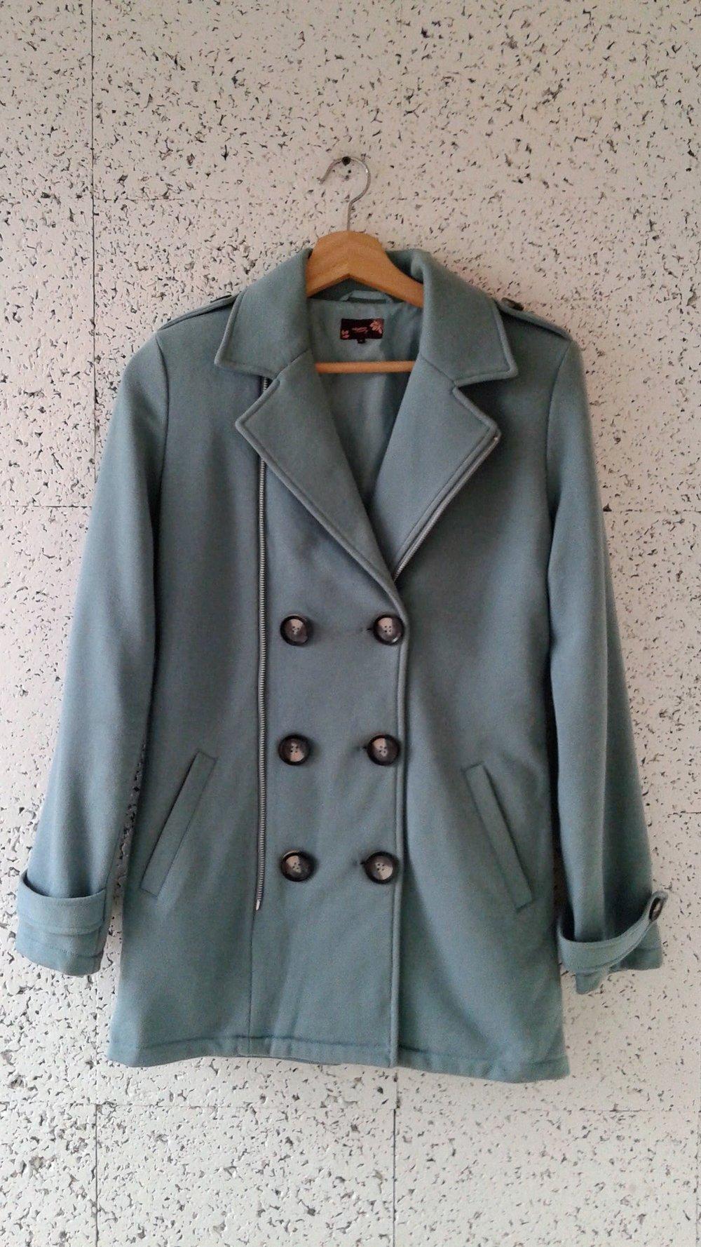 Olomo jacket; Size M, $40