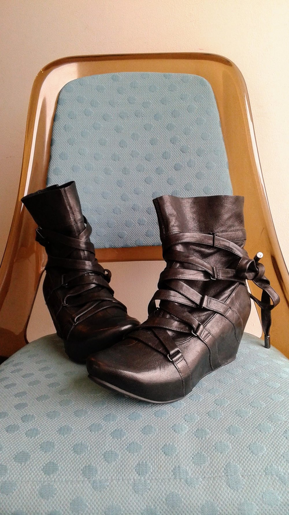 Tsubo  boots; S6.5, $68