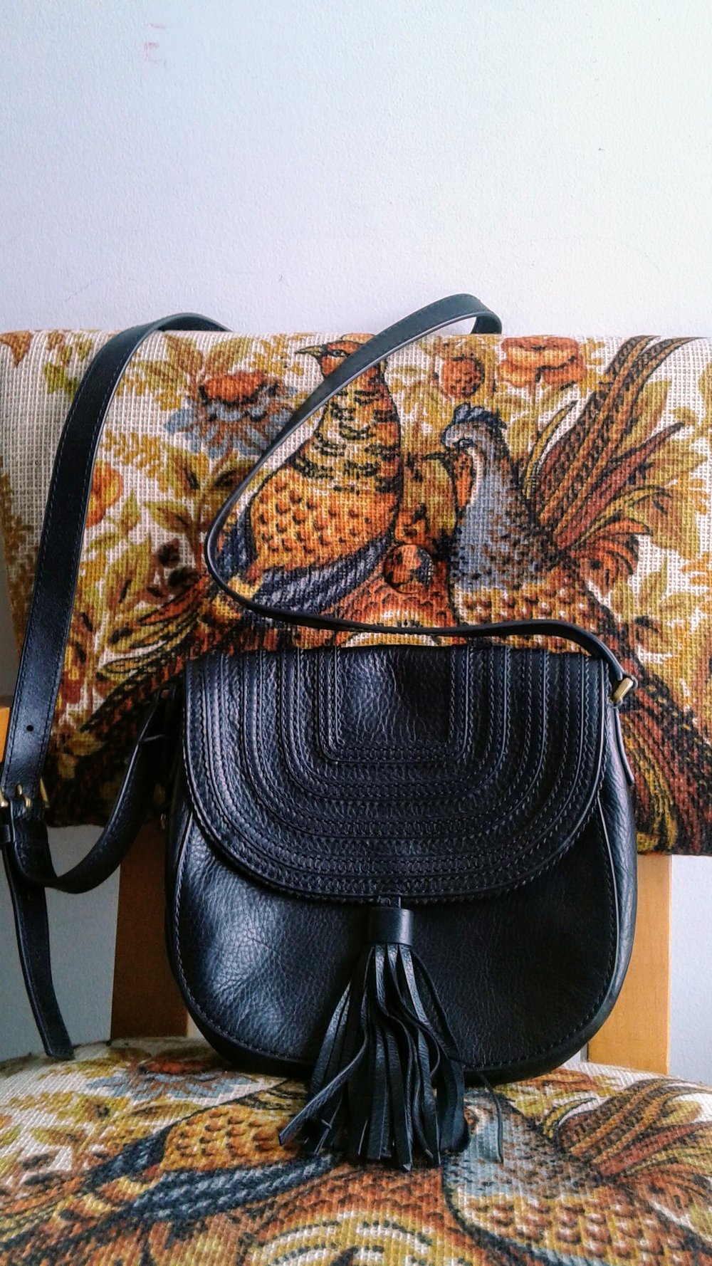 Fossil purse, $48