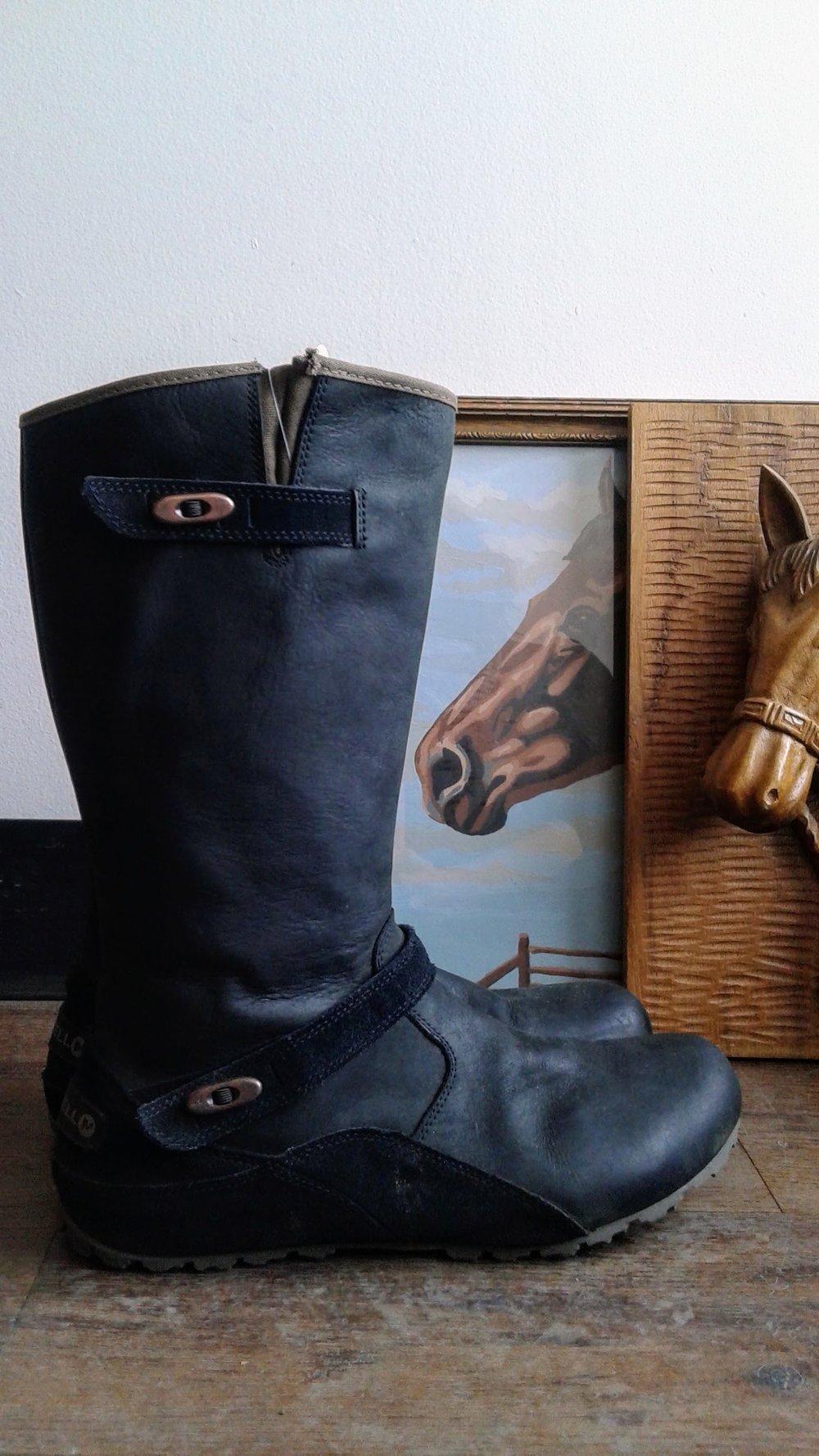 Merrel boots; S10, $110